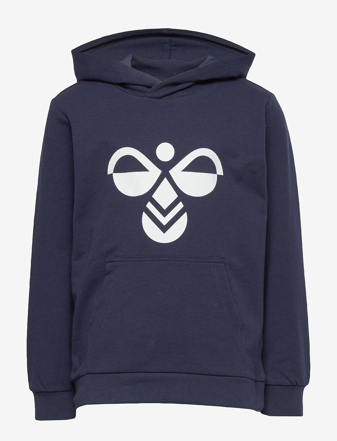Hummel - hmlCUATRO HOODIE - hoodies - black iris - 0