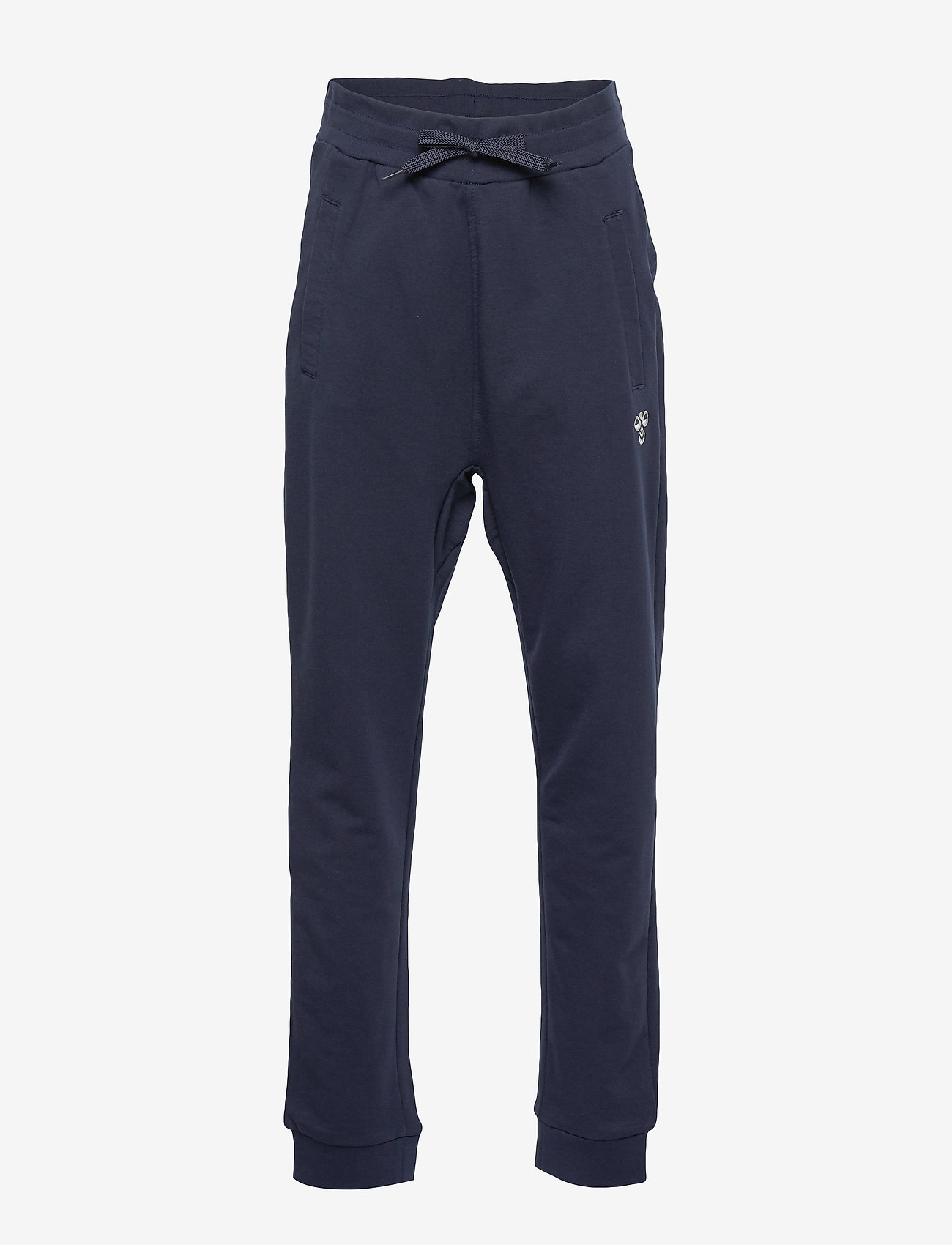 Hummel - hmlPLESS PANTS - sweatpants - black iris - 0
