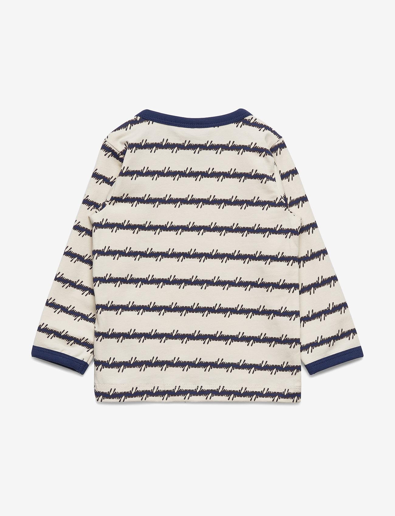 Hummel - hmlKEREM T-SHIRT L/S - long-sleeved t-shirts - turtledove - 1