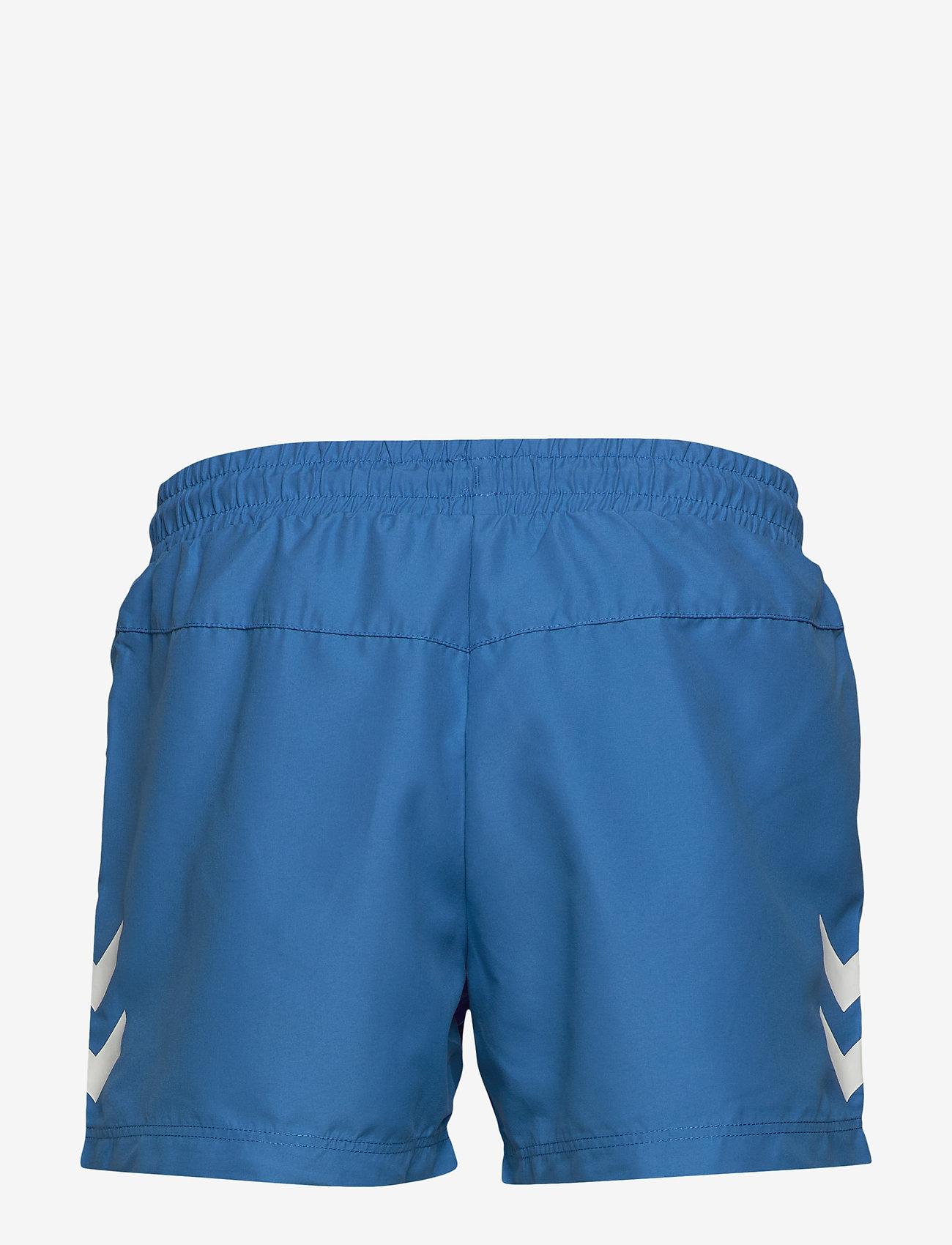 Hummel - hmlRENCE BOARD SHORTS - shorts - brilliant blue - 1