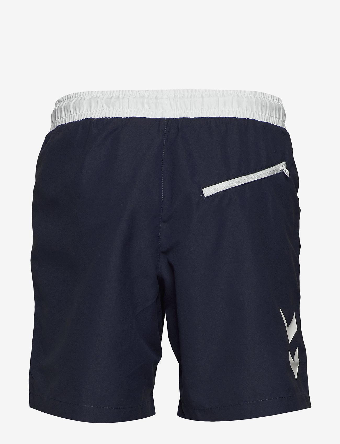 Hummel - hmlJORDAN BOARD SHORTS - board shorts - white - 1