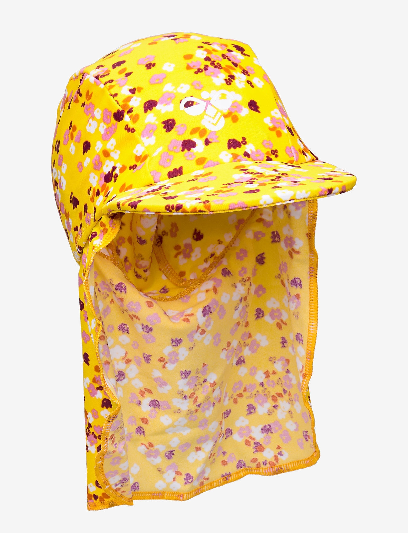 Hummel - hmlBEACH SUNHAT - czapka uv - golden rod - 0