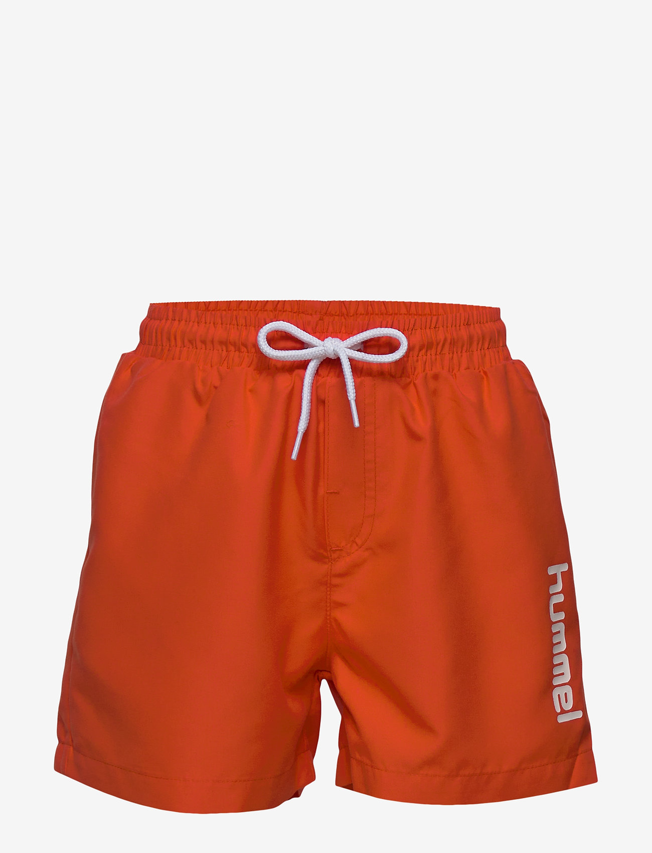 Hummel - hmlBONDI BOARD SHORTS - bademode - mandarin red - 0