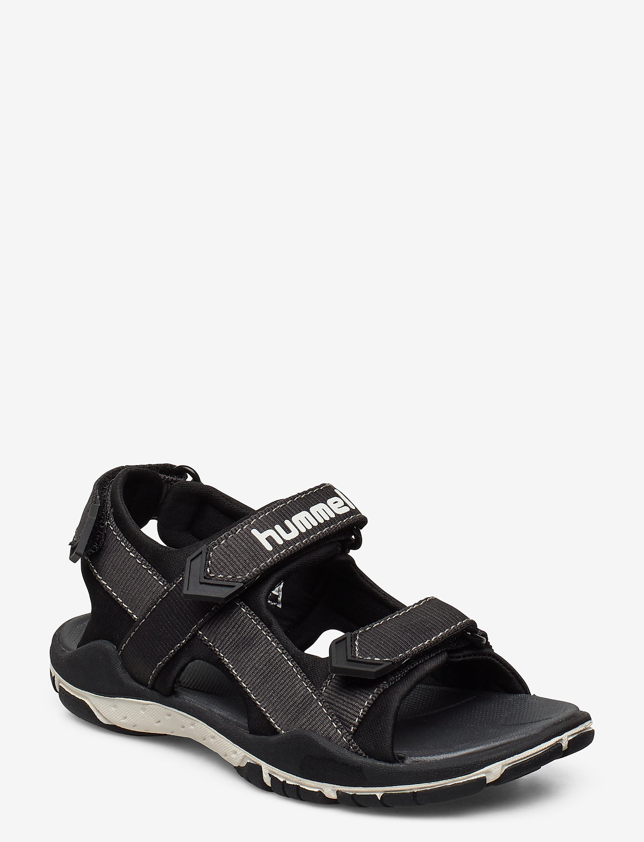 Hummel - SANDAL TREKKING 2 JR - sandals - asphalt