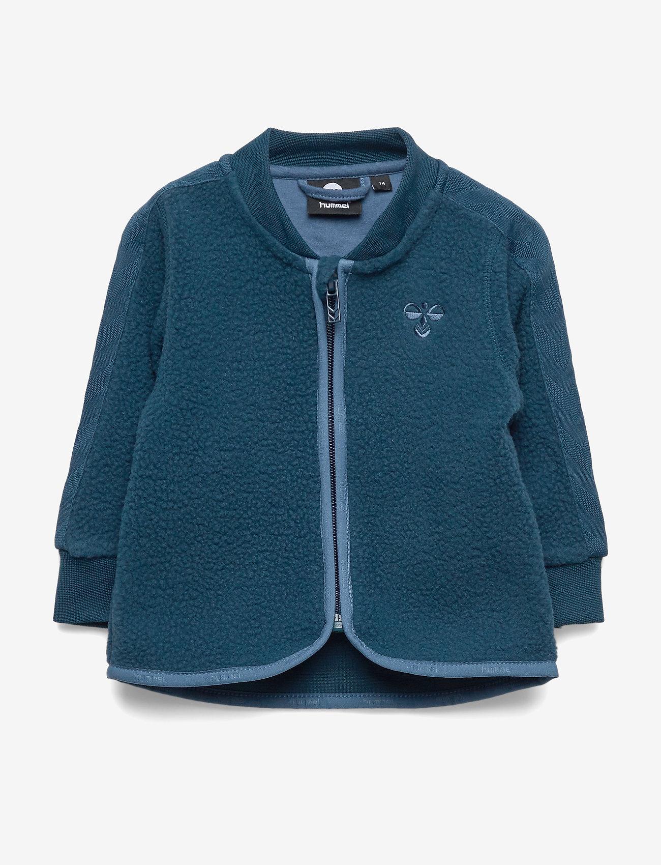 Hummel - hmlJAMIE ZIP JACKET - polar - majolica blue - 0