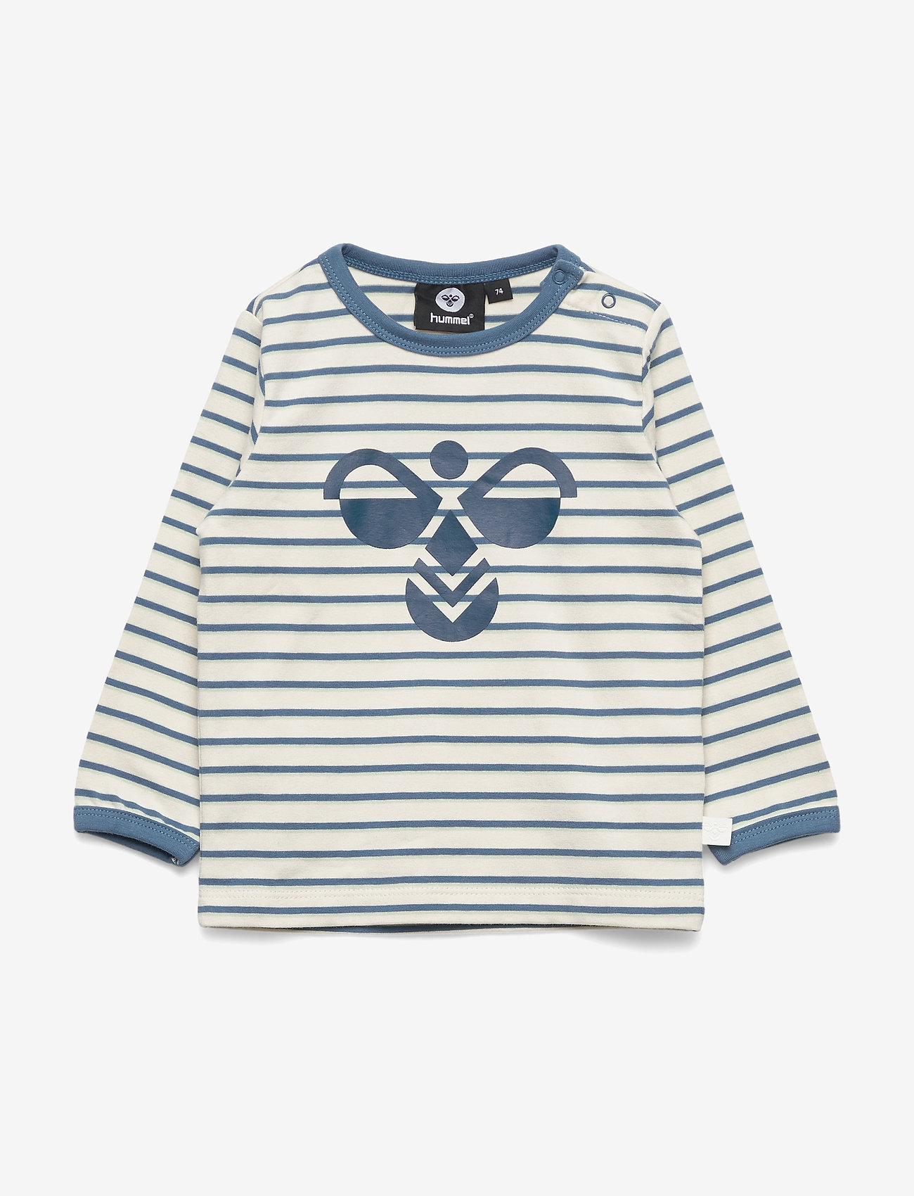 Hummel - hmlALAN T-SHIRT L/S - long-sleeved t-shirts - stellar - 0