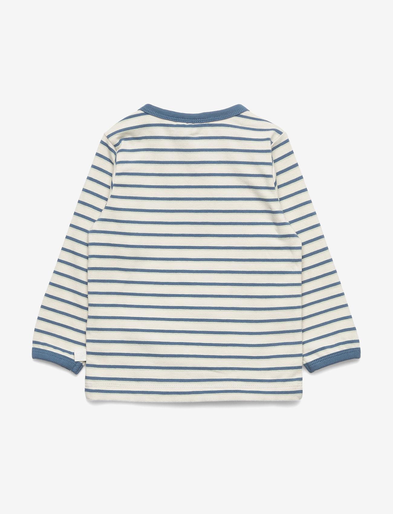 Hummel - hmlALAN T-SHIRT L/S - long-sleeved t-shirts - stellar - 1