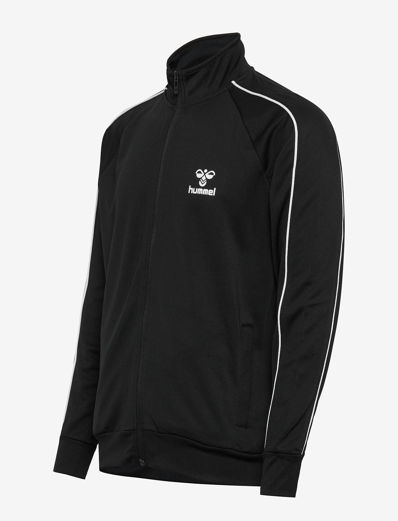 Hummel hmlARNE ZIP JACKET - Sweatshirts BLACK - Menn Klær