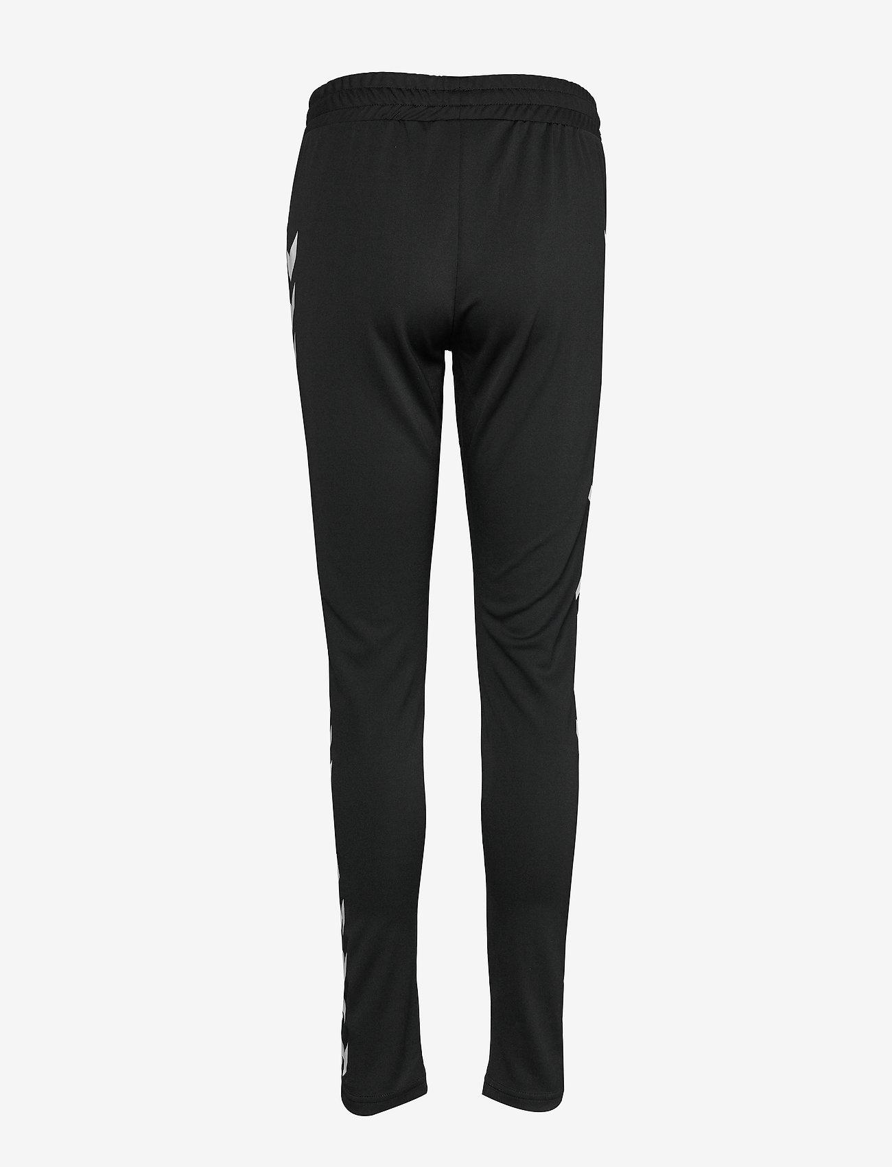 Hummel - hmlJINA SLIM PANTS - pants - black - 1