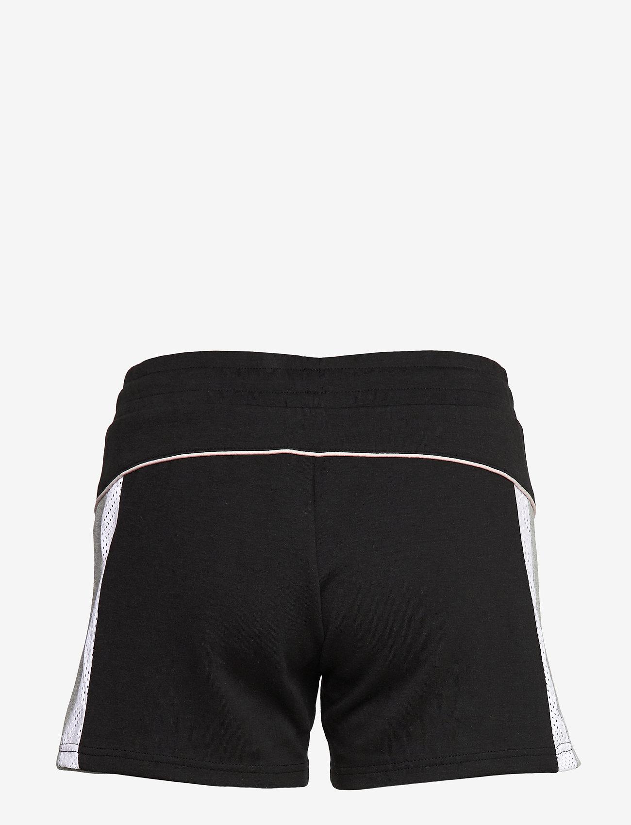 Hummel - hmlNIRVANA SHORTS - training shorts - black - 1