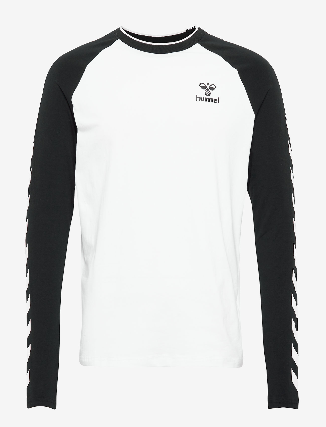 Hummel - hmlMARK T-SHIRT L/S - langarmshirts - white - 0
