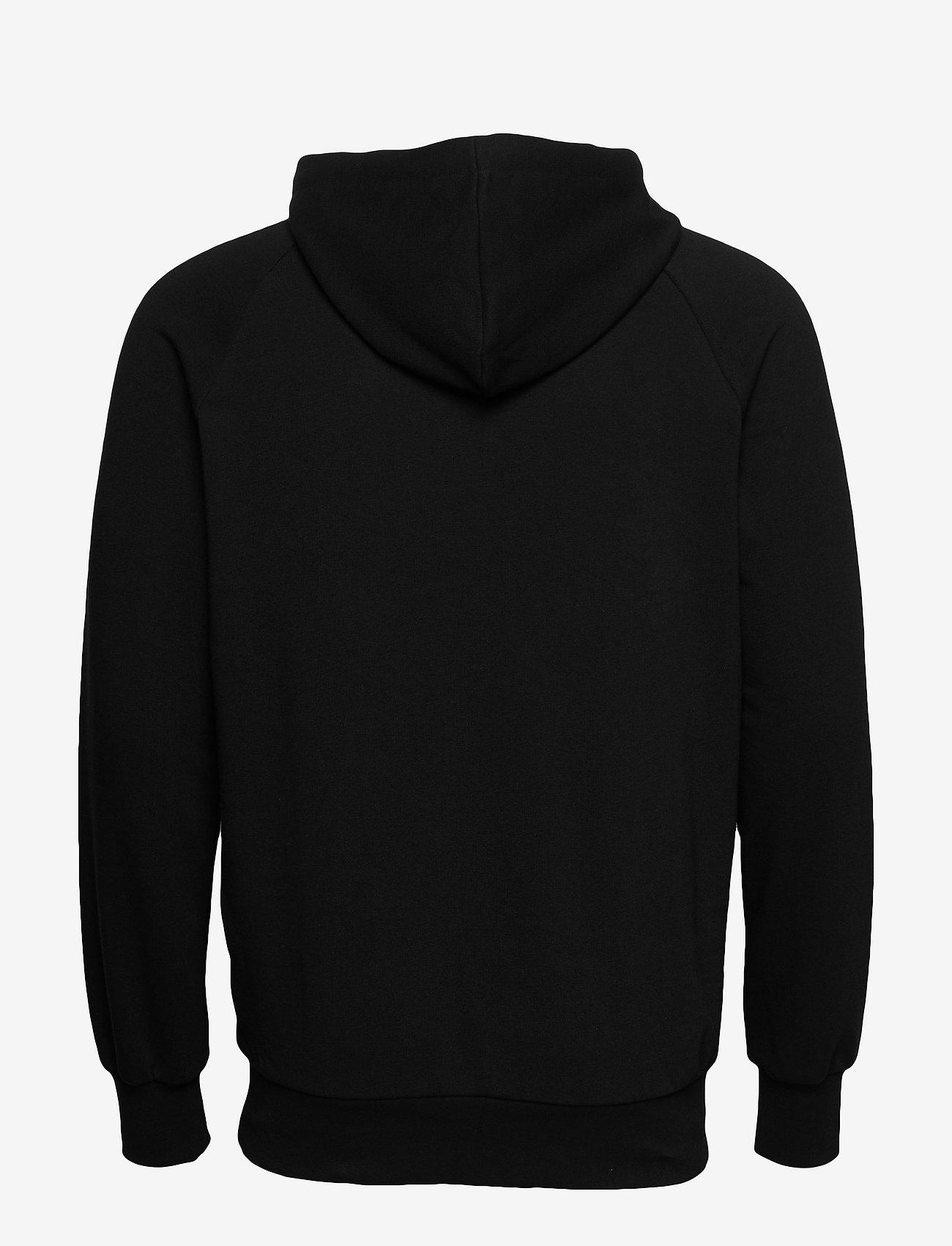 Hummel - hmlISAM HOODIE - hoodies - black - 1