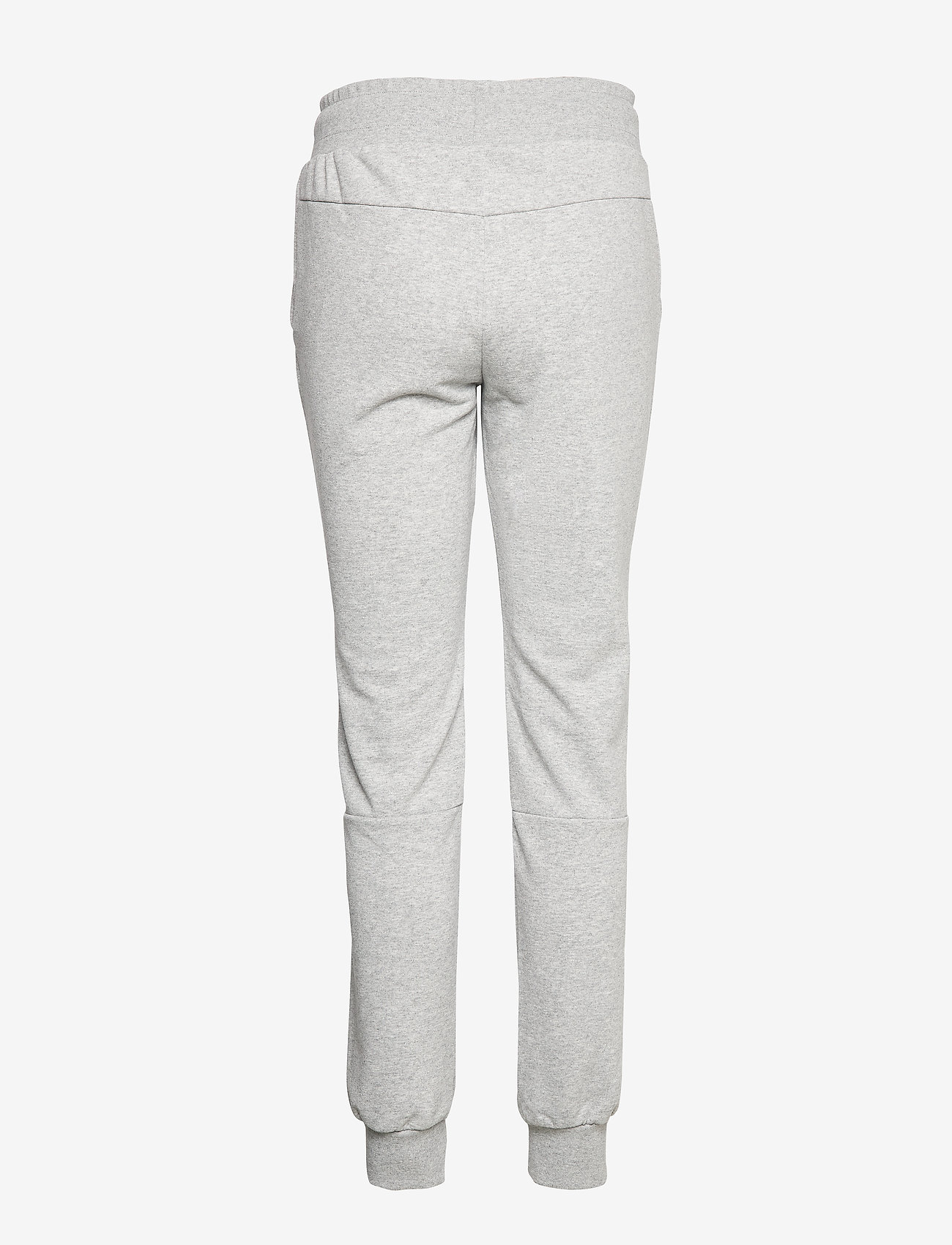 Hummel - hmlNONI REGULAR PANTS - bukser - grey melange - 1