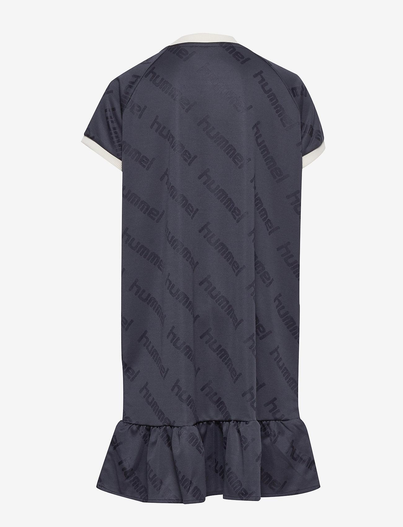 Hummel - hmlSARA DRESS S/S - kleider - blue nights - 1