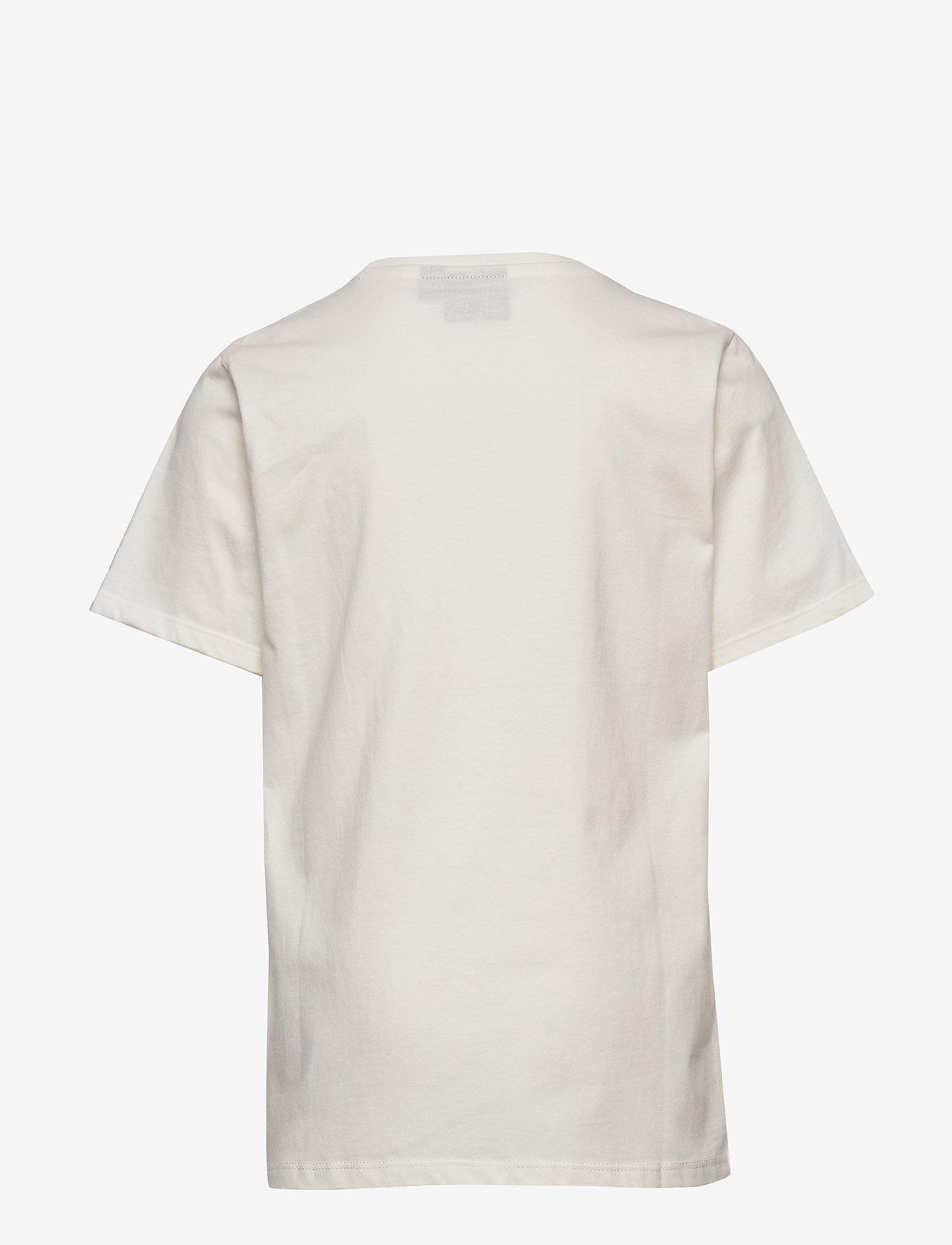 Hummel Hmluni T-shirt S/s - Överdelar Whisper White