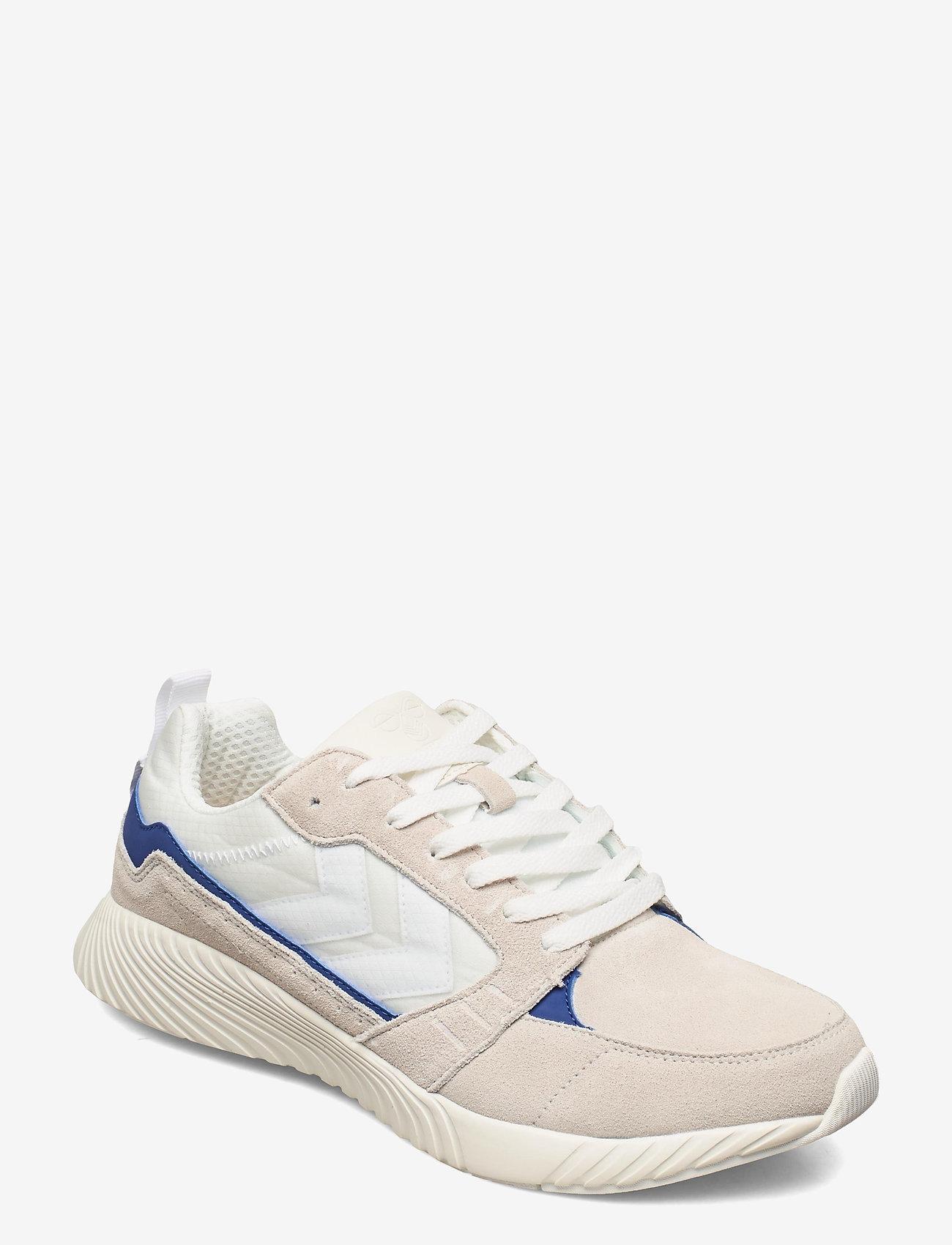 Hummel - COMPETITION - baskets basses - white/white - 0