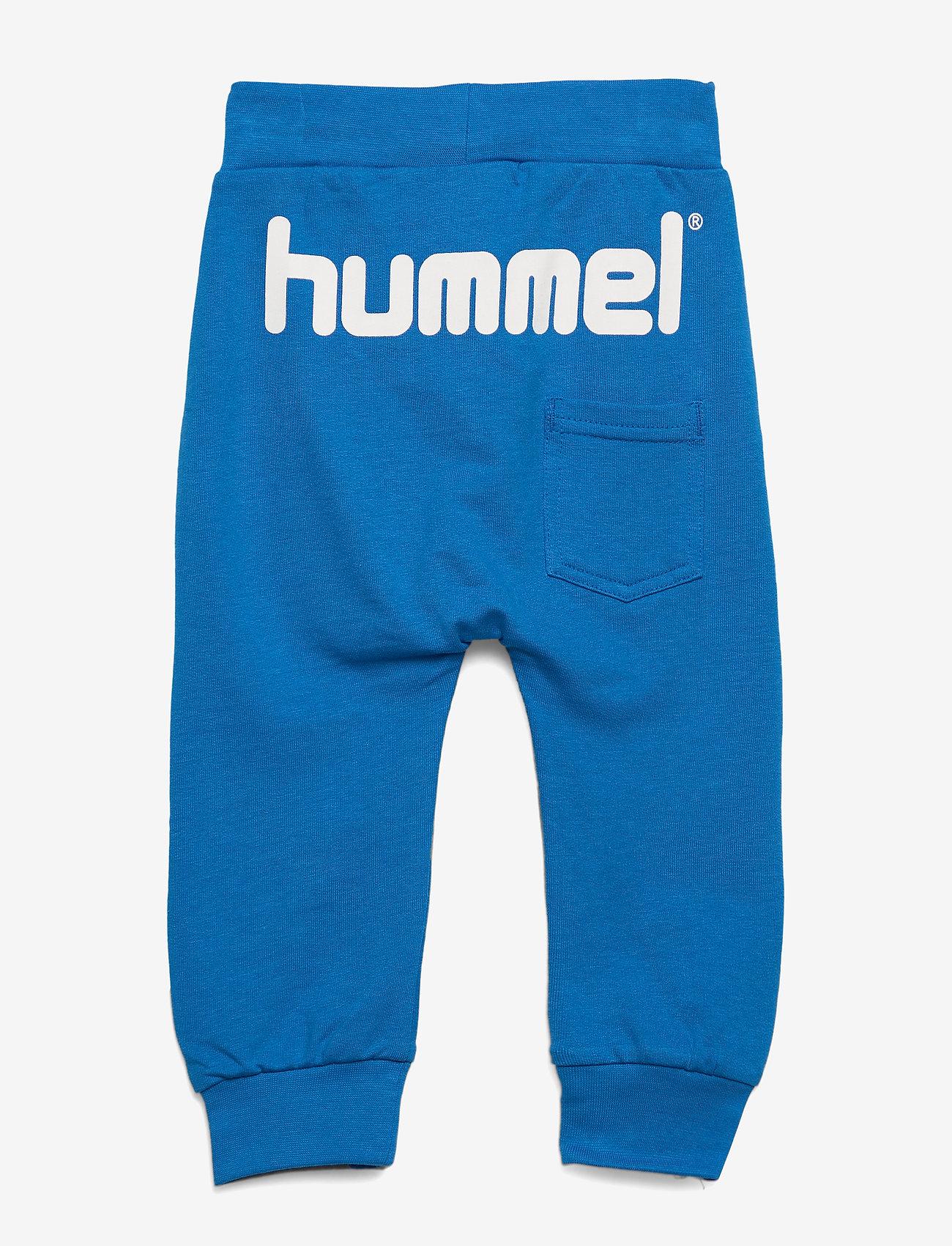 Hummel - hmlJUNO PANTS - sweatpants - directoire blue - 1