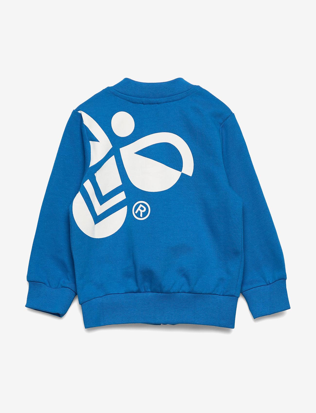 Hummel - hmlJUNO ZIP JACKET - sweatshirts - directoire blue - 1