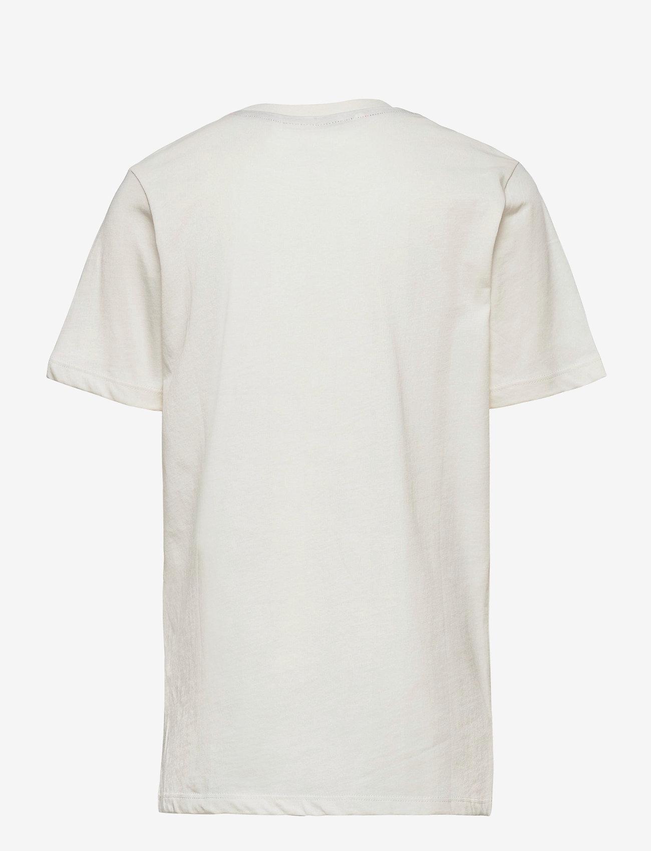 Hummel - hmlKARLO T-SHIRT S/S - short-sleeved - whisper white - 1