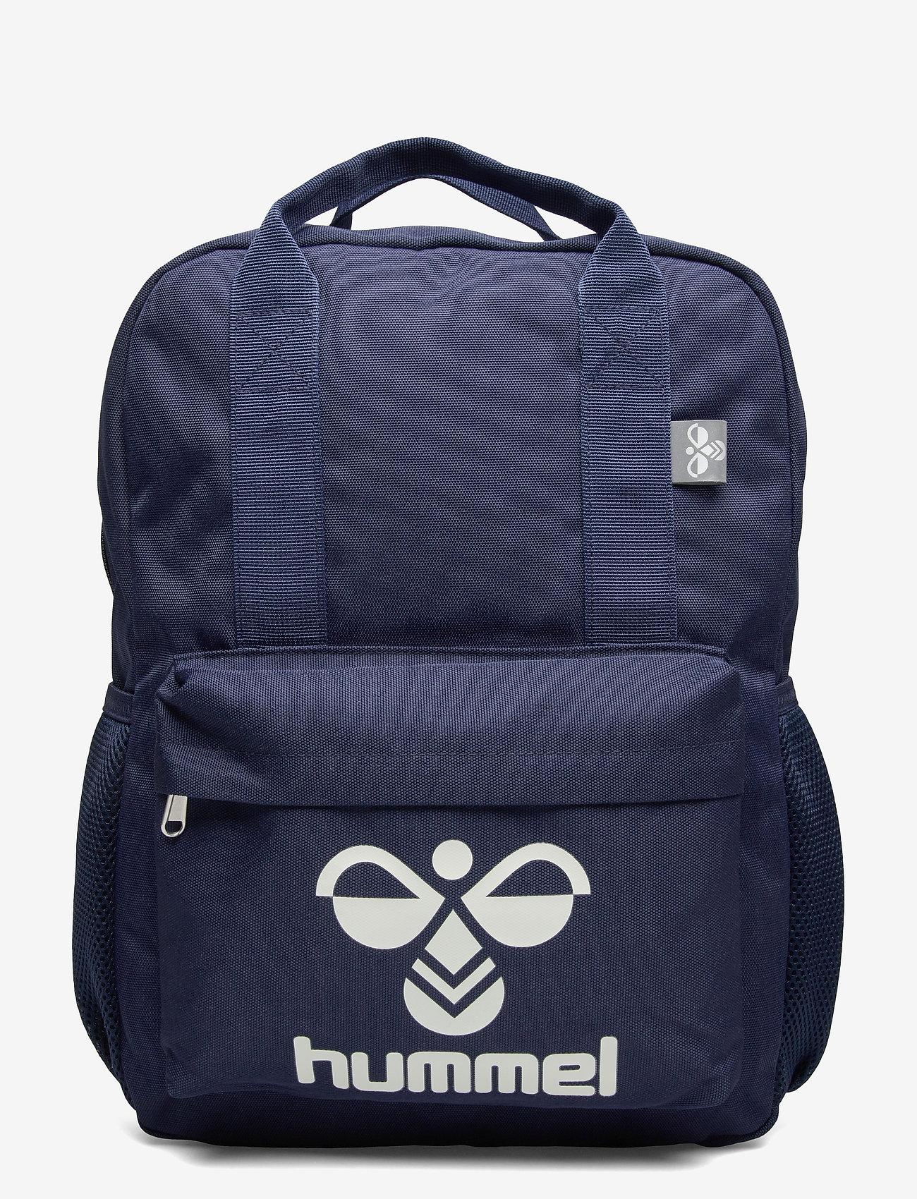 Hummel - hmlJAZZ BACK PACK - plecaki - black iris - 1