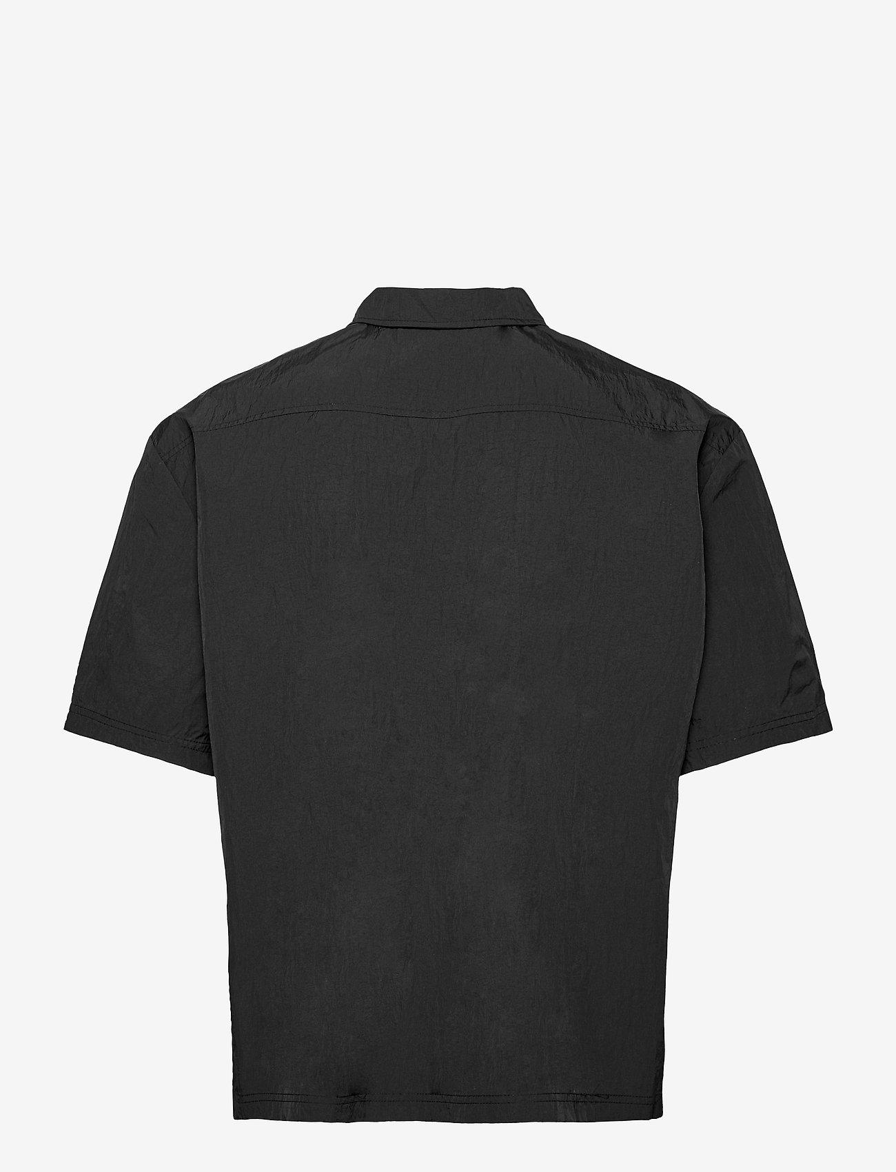 Hummel - hmlWILLY HOME BOY SHIRT - basic overhemden - black - 1