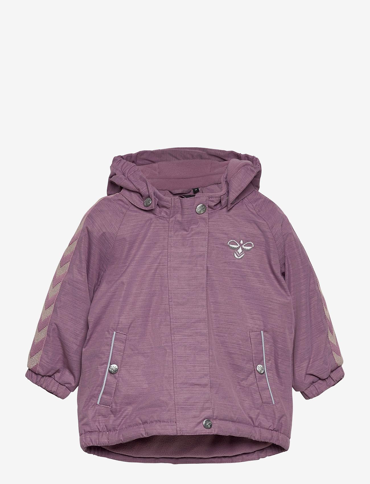 Hummel - hmlPOLAR JACKET - ski jackets - dusky orchid - 0