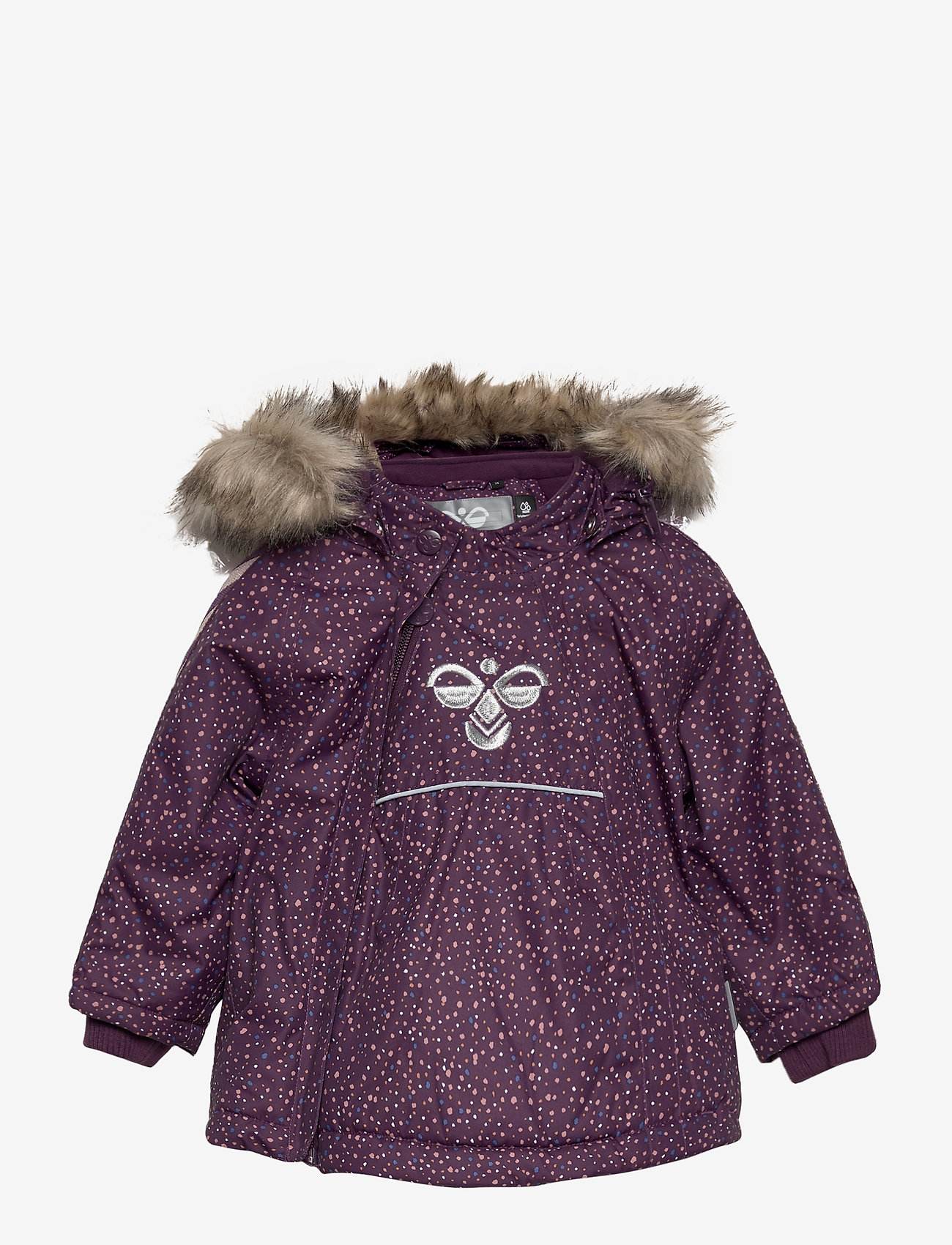 Hummel - hmlJESSIE JACKET - insulated jackets - blackberry wine - 0