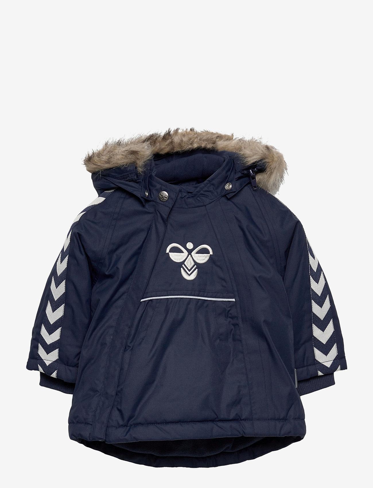 Hummel - hmlJESSIE JACKET - insulated jackets - black iris - 0