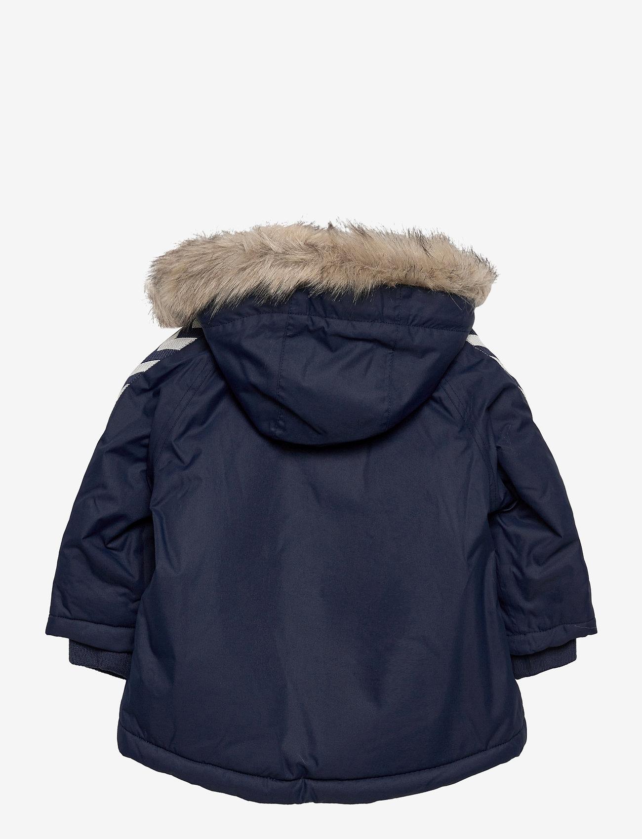 Hummel - hmlJESSIE JACKET - insulated jackets - black iris - 1