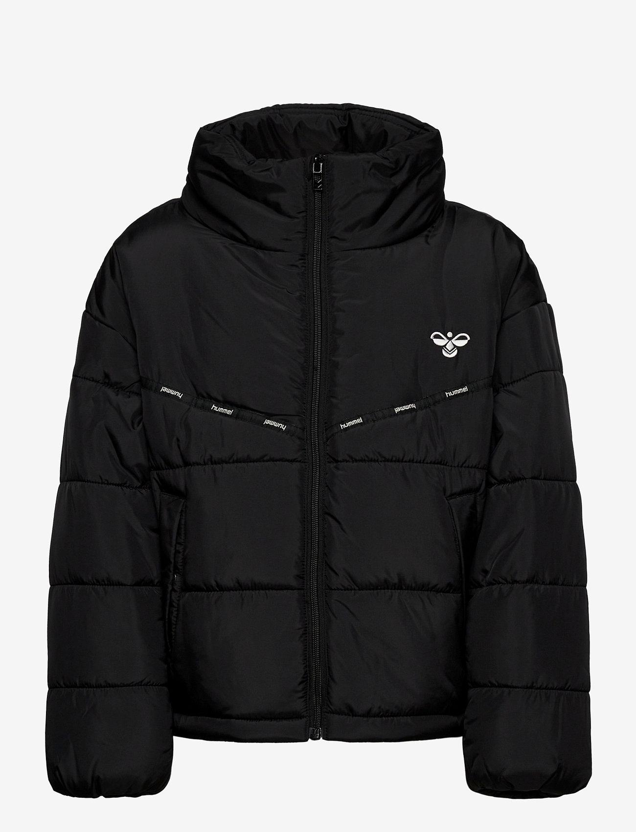 Hummel - hmlVIBRANT JACKET - insulated jackets - black - 1