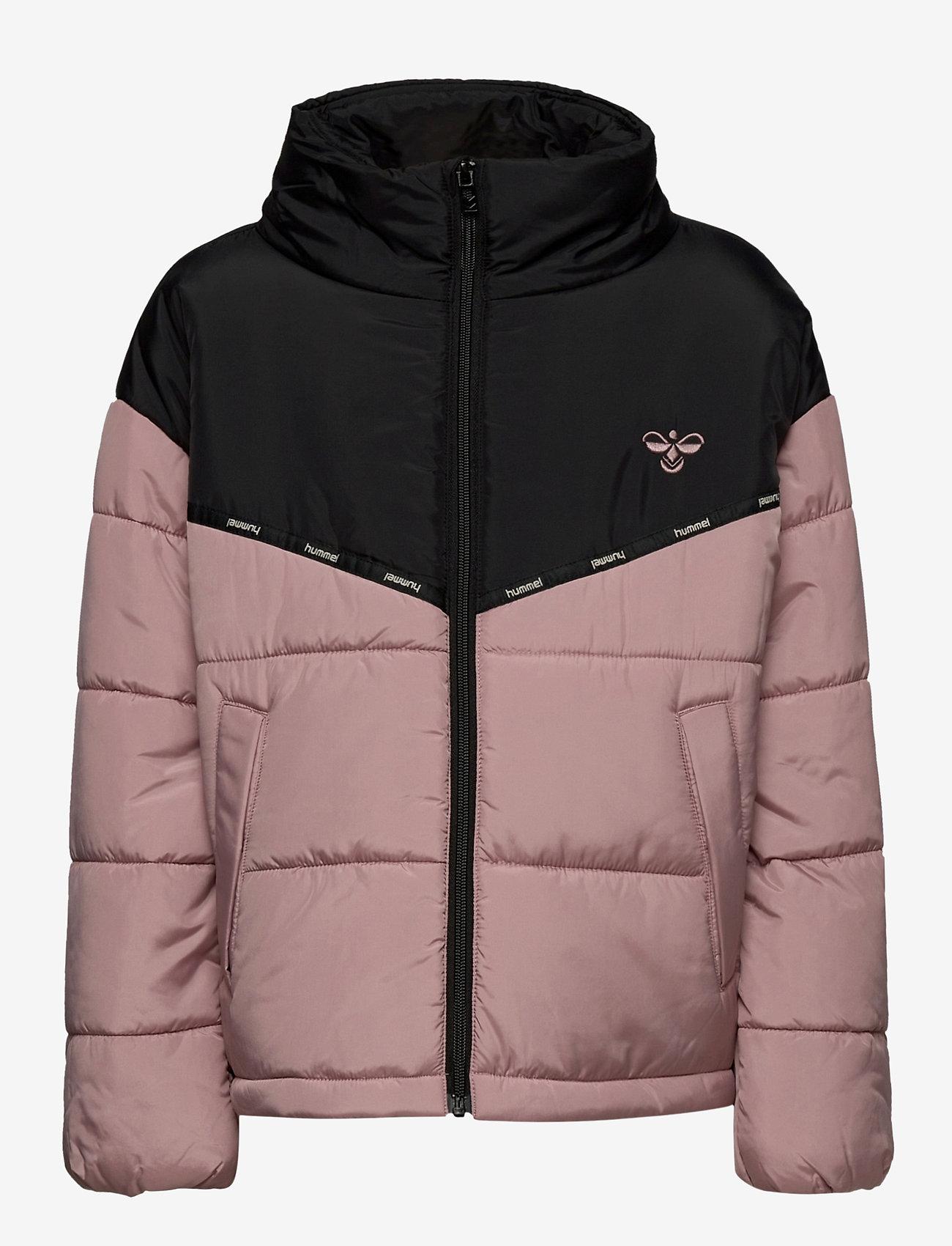 Hummel - hmlVIBRANT JACKET - insulated jackets - deauville mauve - 1