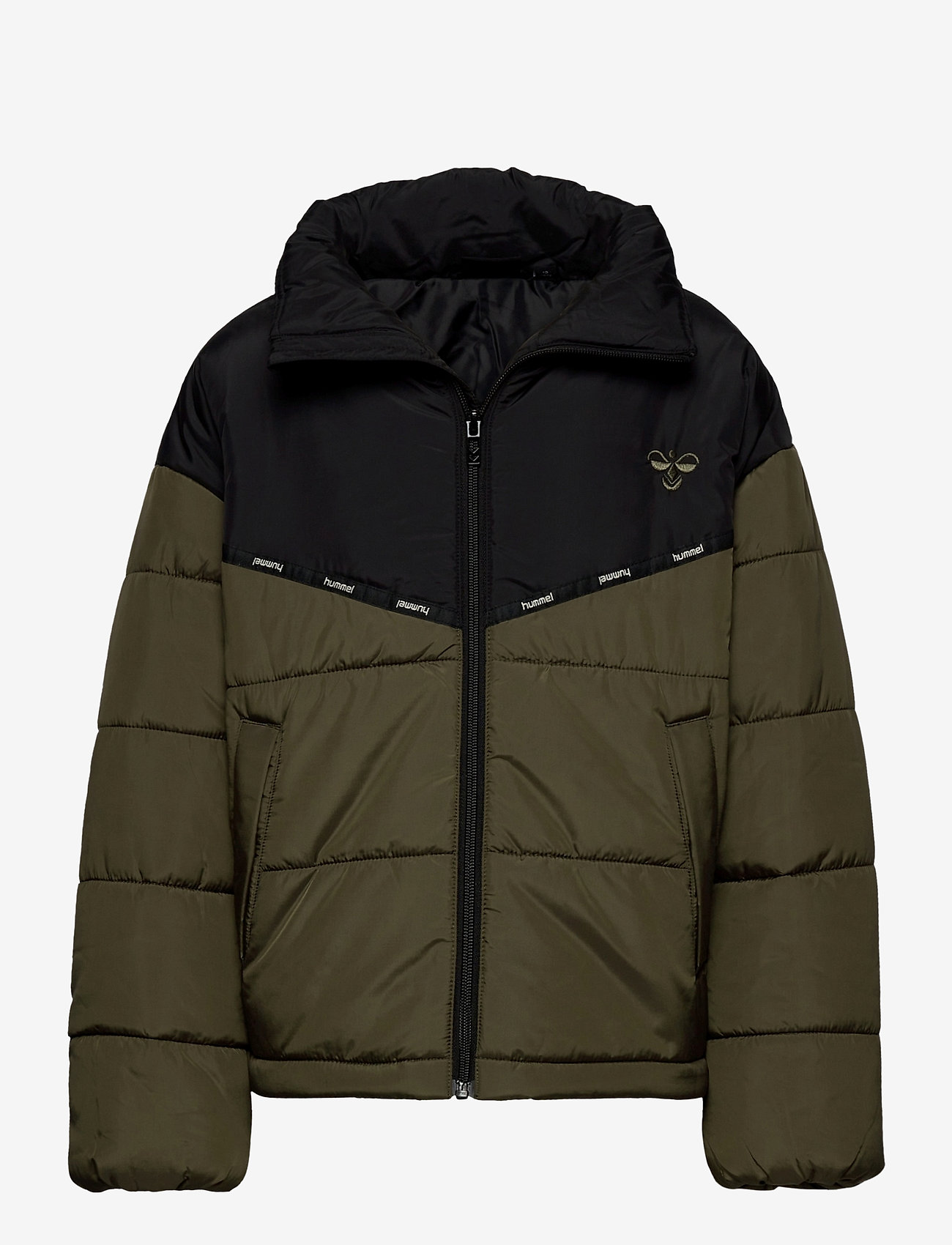 Hummel - hmlVIBRANT JACKET - insulated jackets - olive night - 0