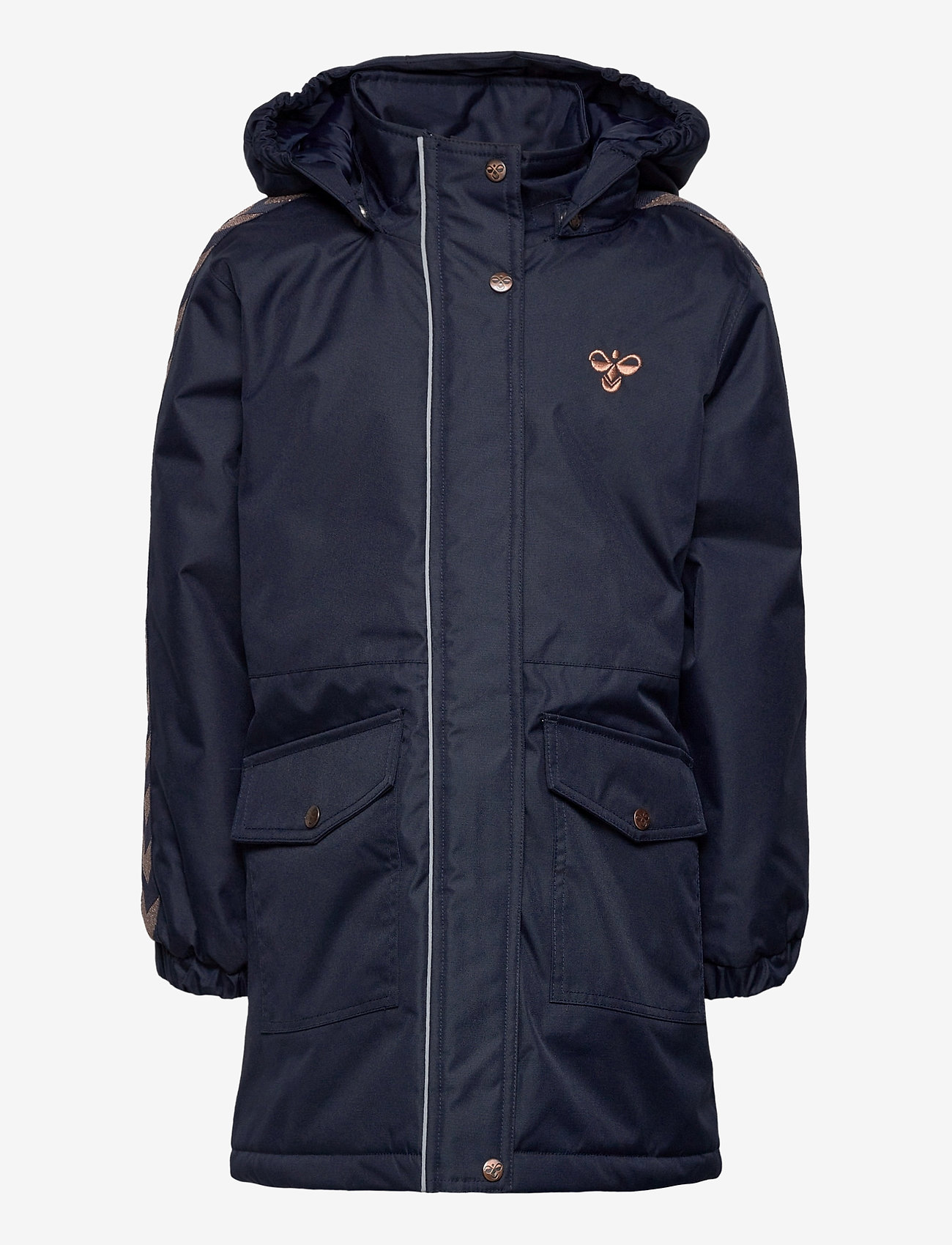 Hummel - hmlJEANNE COAT - ski jackets - black iris - 1