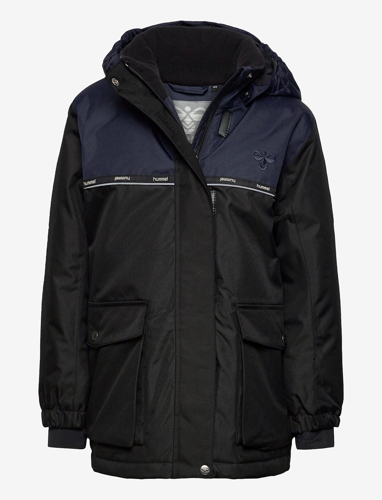 Hummel - hmlWEST JACKET - insulated jackets - black iris - 0