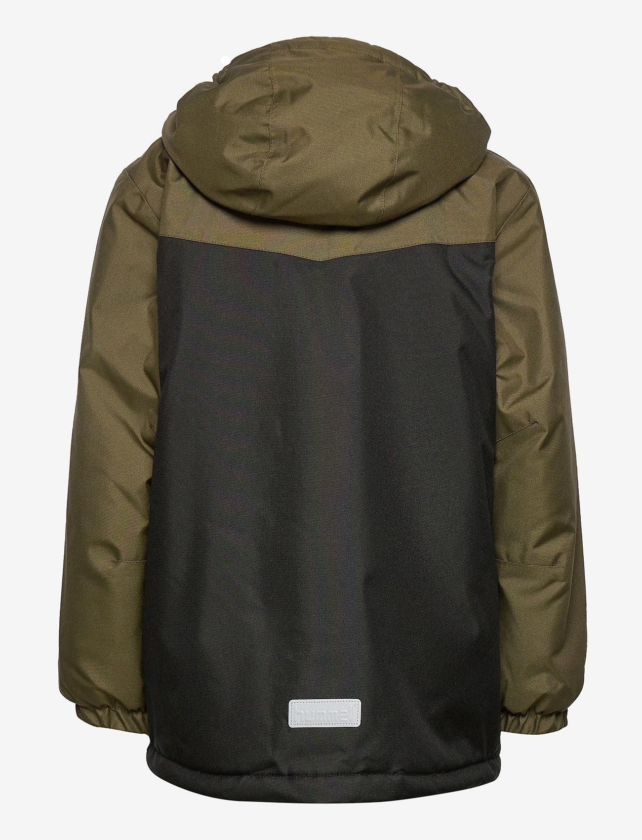 Hummel - hmlCONRAD JACKET - insulated jackets - olive night - 1