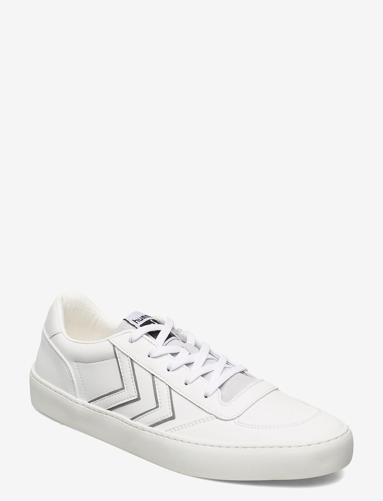 Hummel - STADIL 3.0 PREMIUM - laag sneakers - white - 1