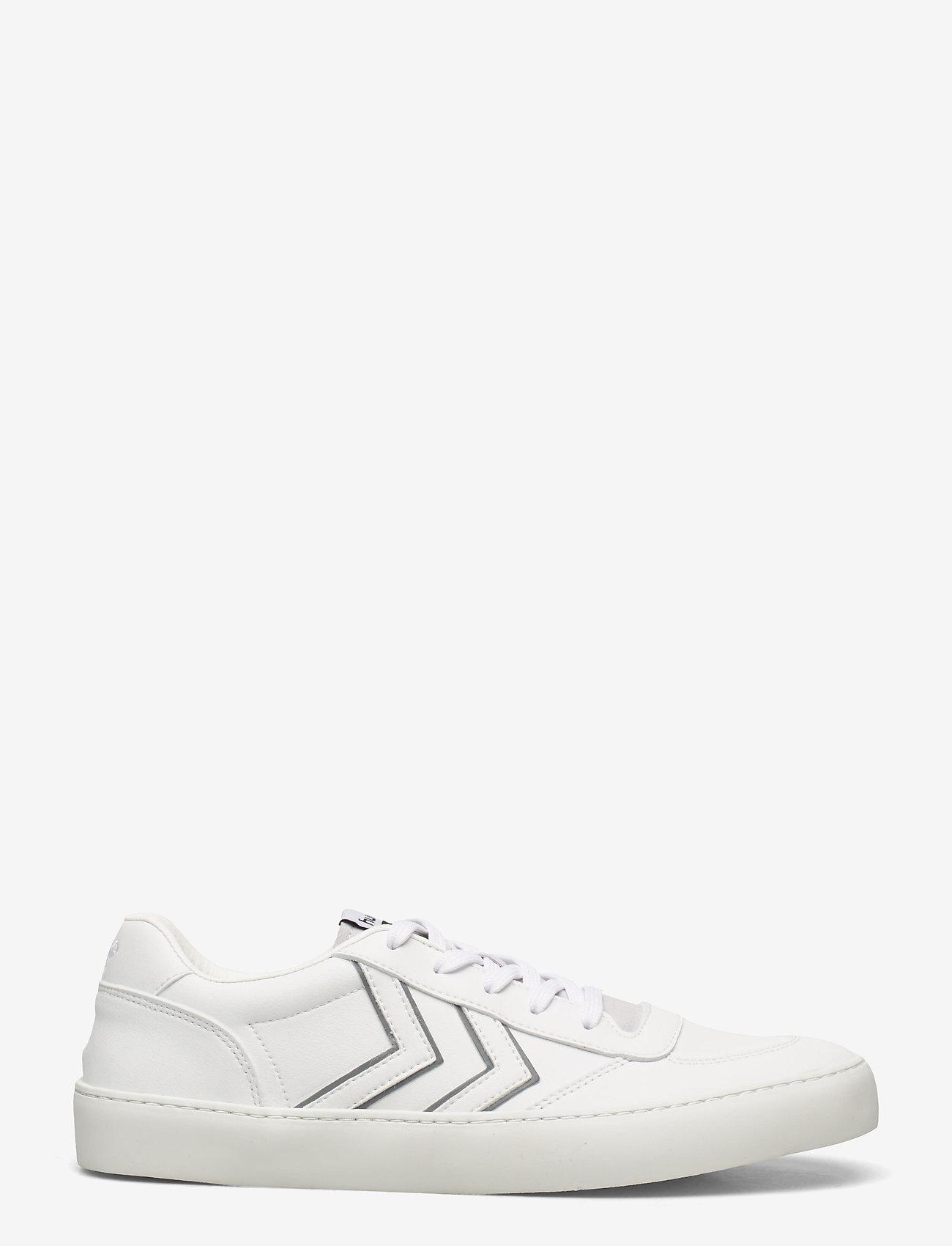 Hummel - STADIL 3.0 PREMIUM - laag sneakers - white - 0