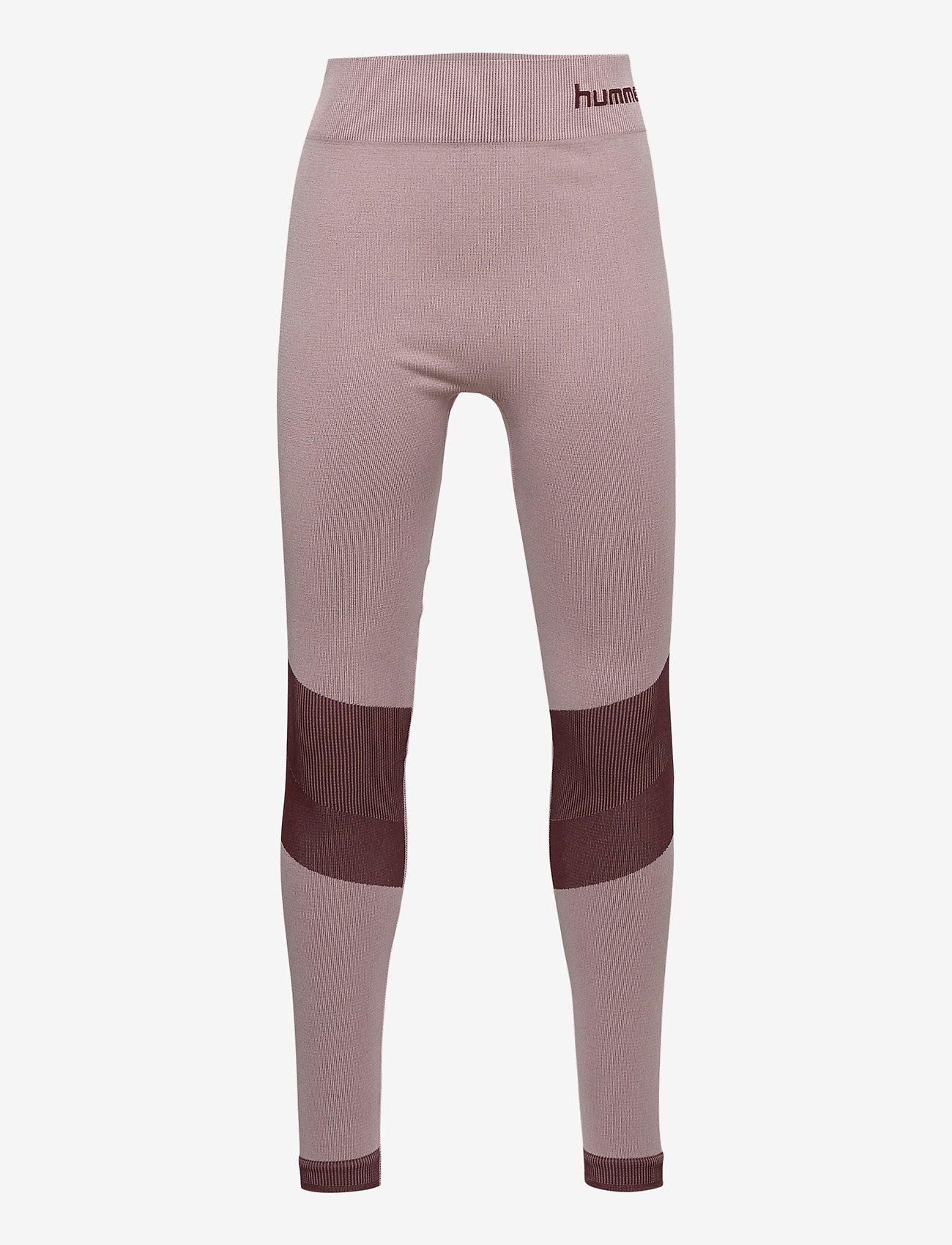 Hummel - hmlKITH SEAMLESS TIGHTS - leggings - deauville mauve - 0