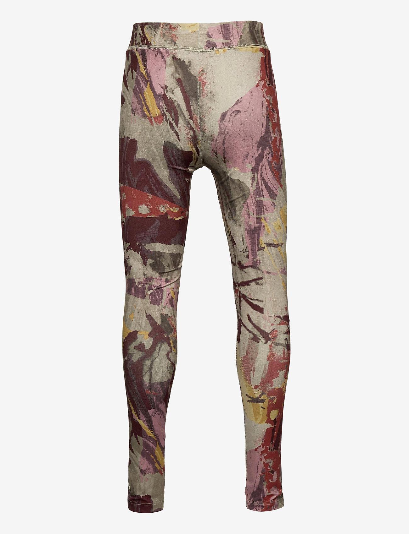 Hummel - hmlPLENA TIGHTS - leggings - vetiver - 1