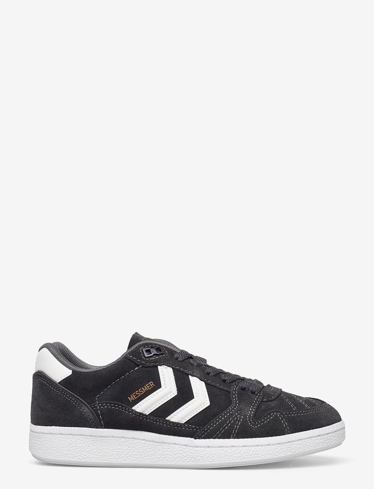 Hummel - HB TEAM SUEDE - laag sneakers - grey - 1