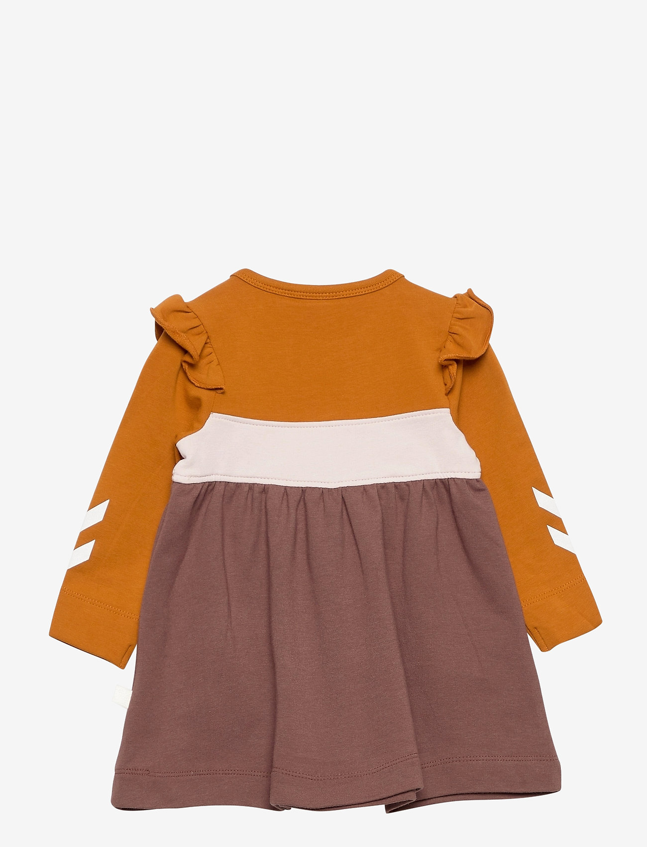 Hummel - hmlVICTORIA DRESS L/S - marron - 1