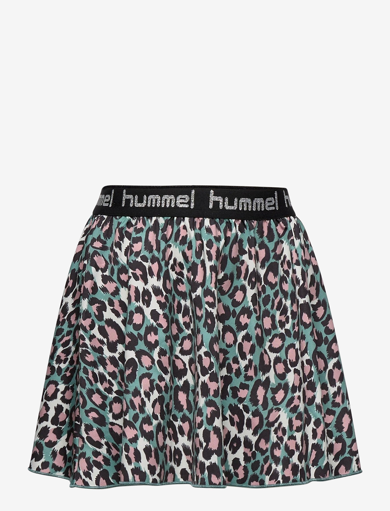 Hummel - hmlNANNA SKIRT - spódnice - oil blue - 0