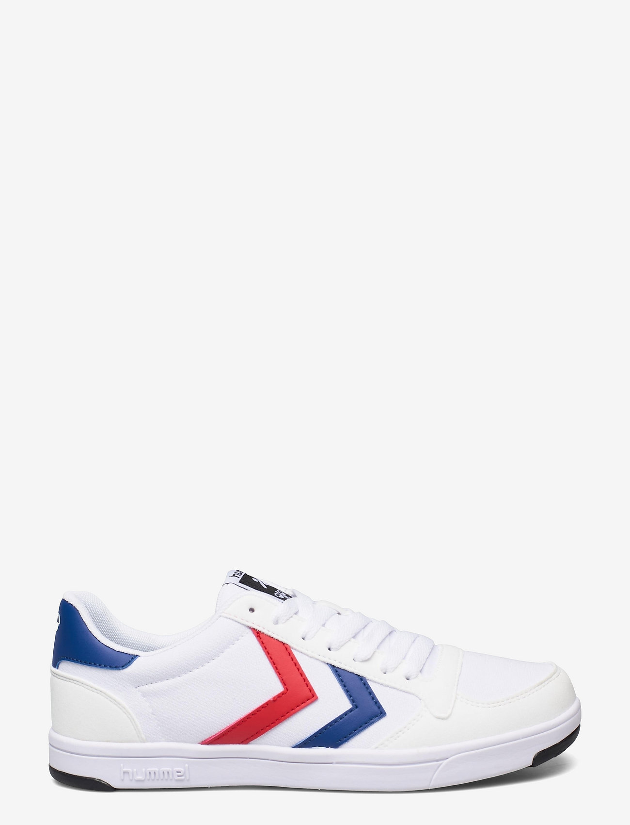 Hummel - STADIL LIGHT CANVAS - laag sneakers - white/blue/red - 0