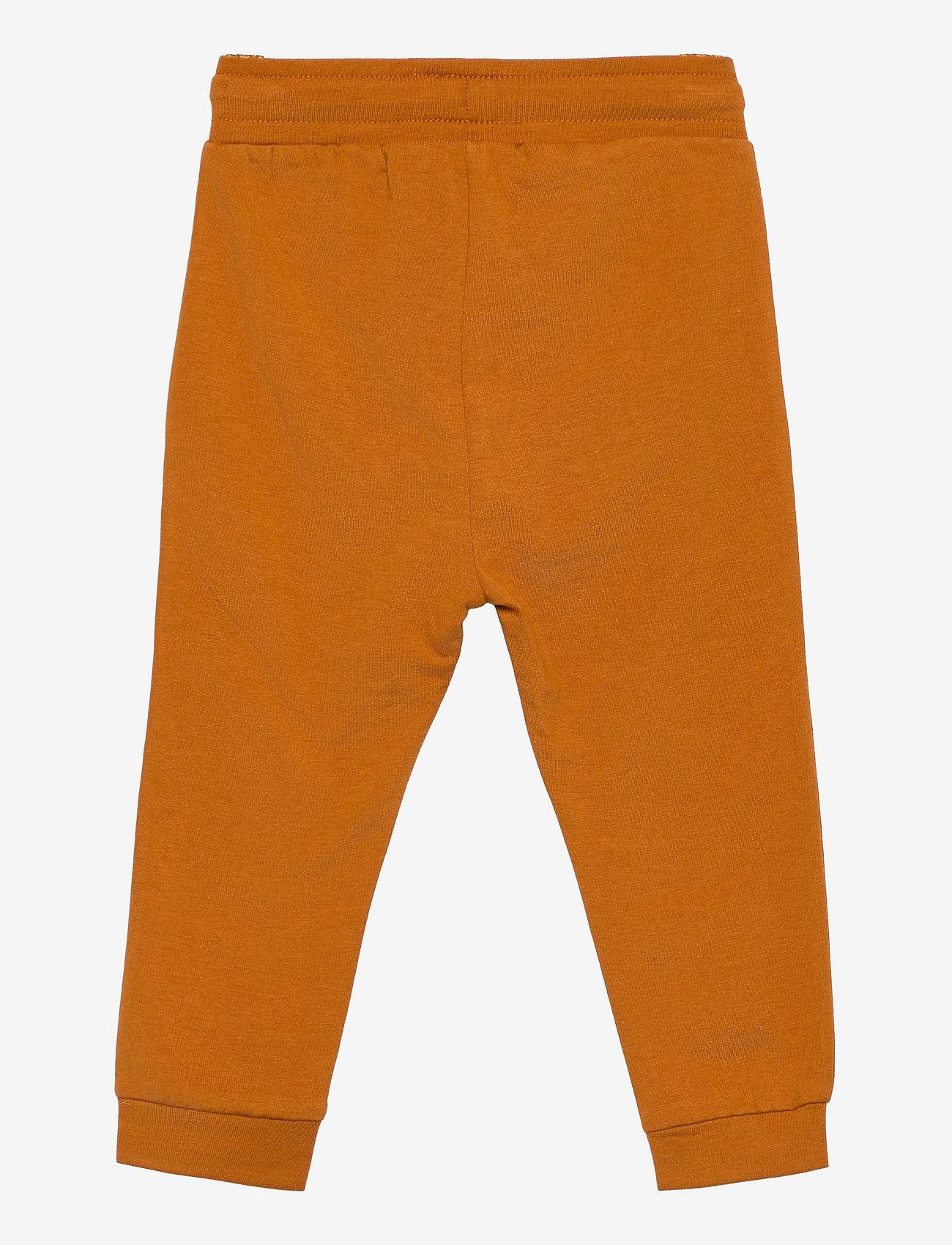 Hummel - hmlFUTTE PANTS - sports pants - pumpkin spice - 1