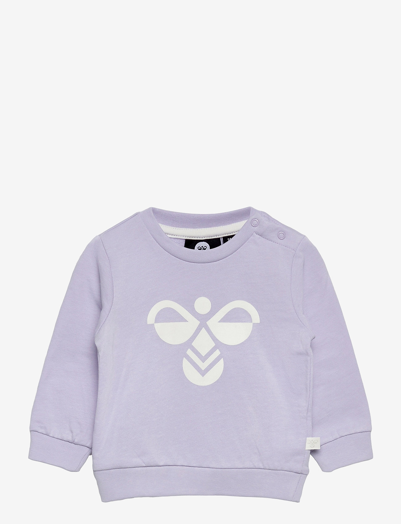 Hummel - hmlLEMON SWEATSHIRT - sweatshirts - purple heather - 0