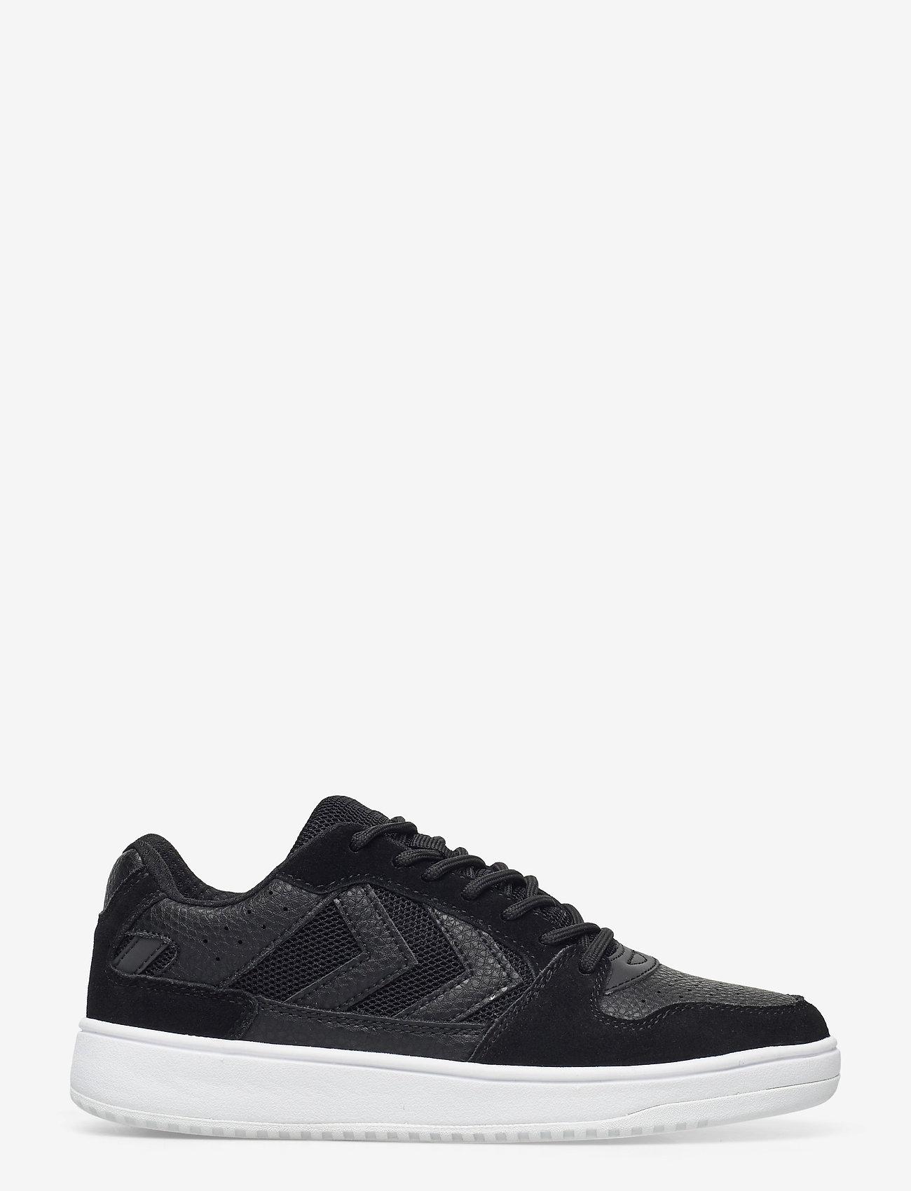 Hummel - ST POWER PLAY LOW - laag sneakers - black - 0