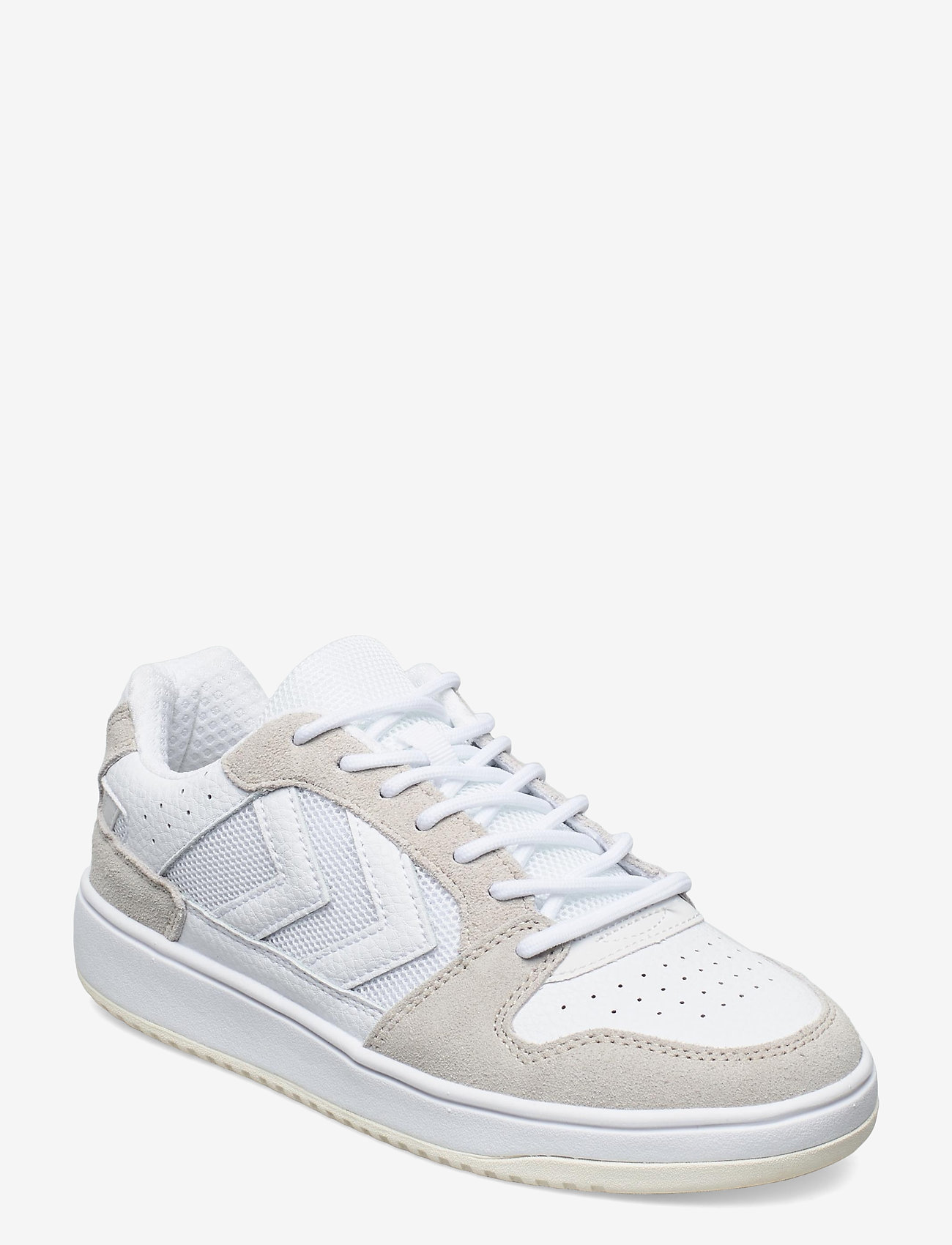 Hummel - ST POWER PLAY LOW - laag sneakers - marshmallow - 1