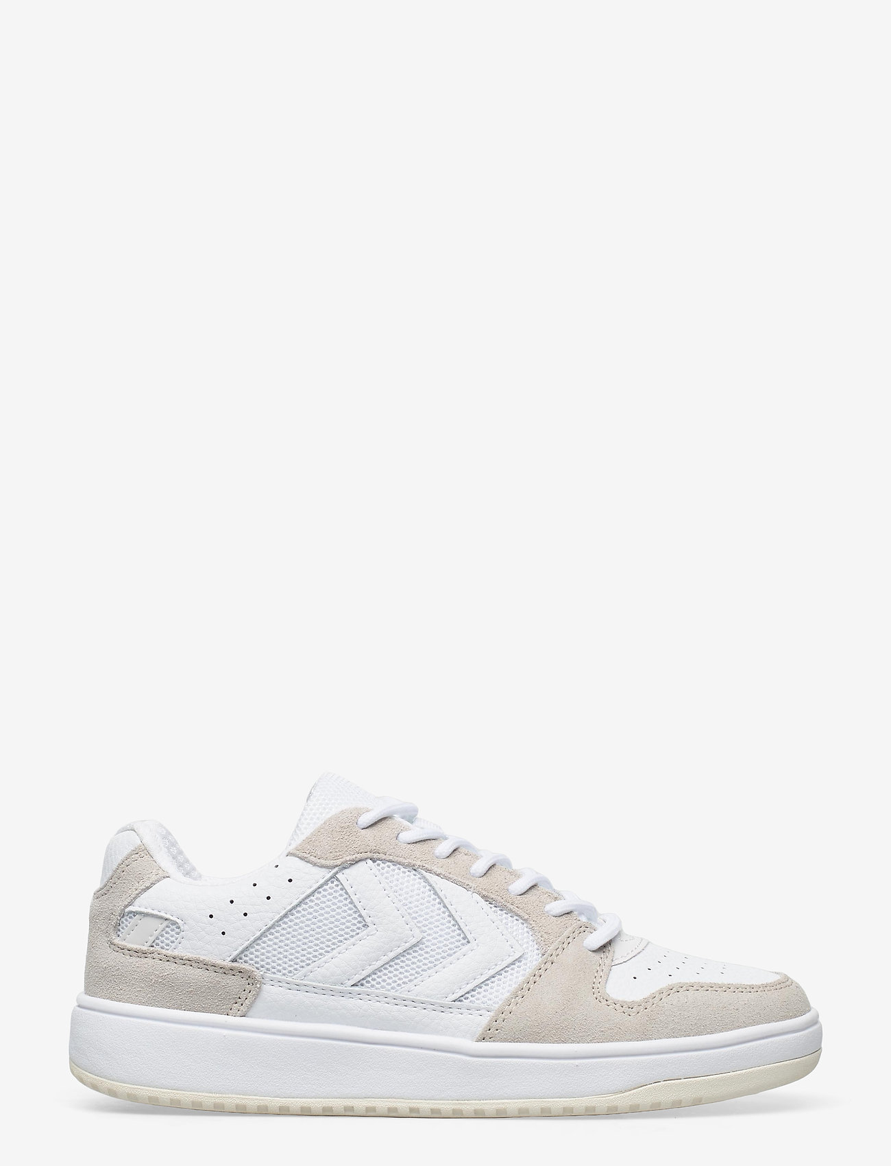 Hummel - ST POWER PLAY LOW - laag sneakers - marshmallow - 0