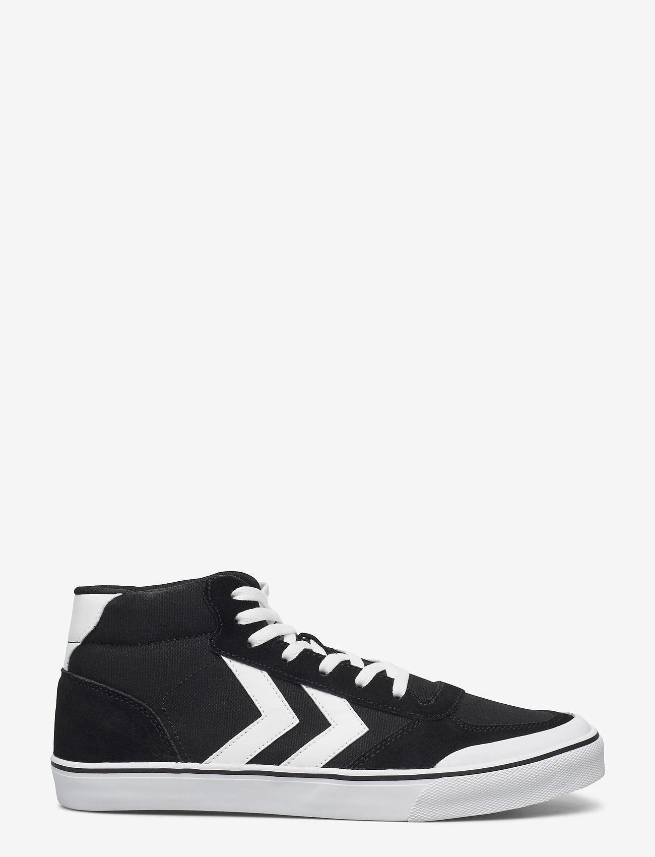 Hummel - STADIL MID 3.0 - hoog sneakers - black - 1