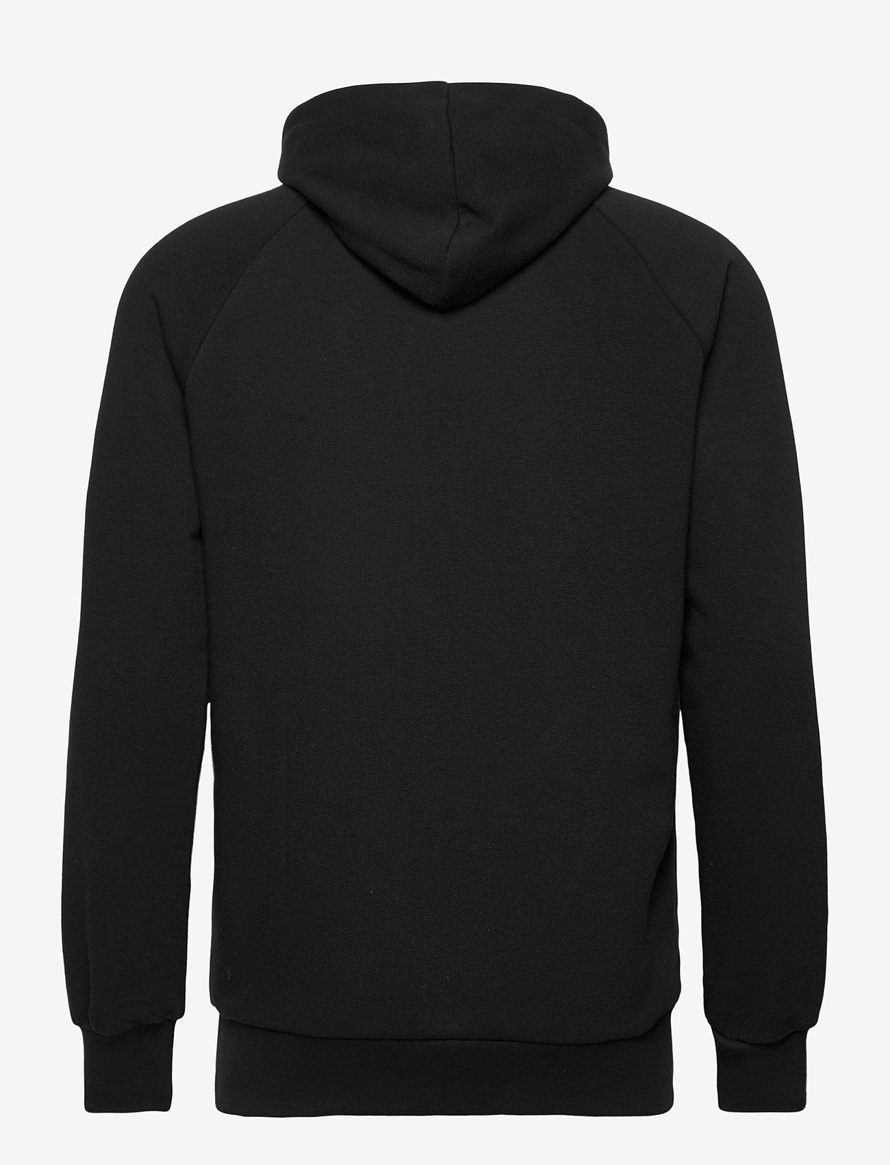 Hummel hmlISAM HOODIE - Sweatshirts BLACK - Menn Klær